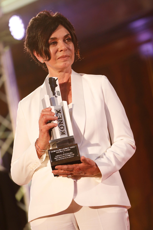 Mónica Gutiérrez, miembro del Gran Jurado