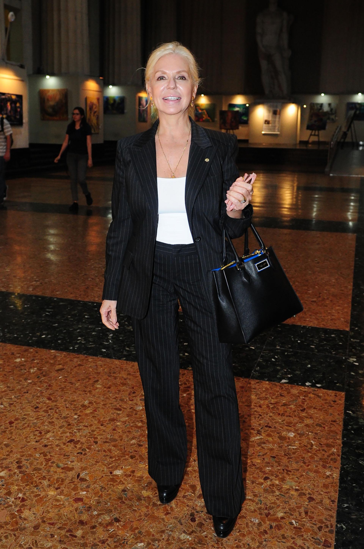 La presidente de la Fundación Argentina Por Mas, Diana Chugri