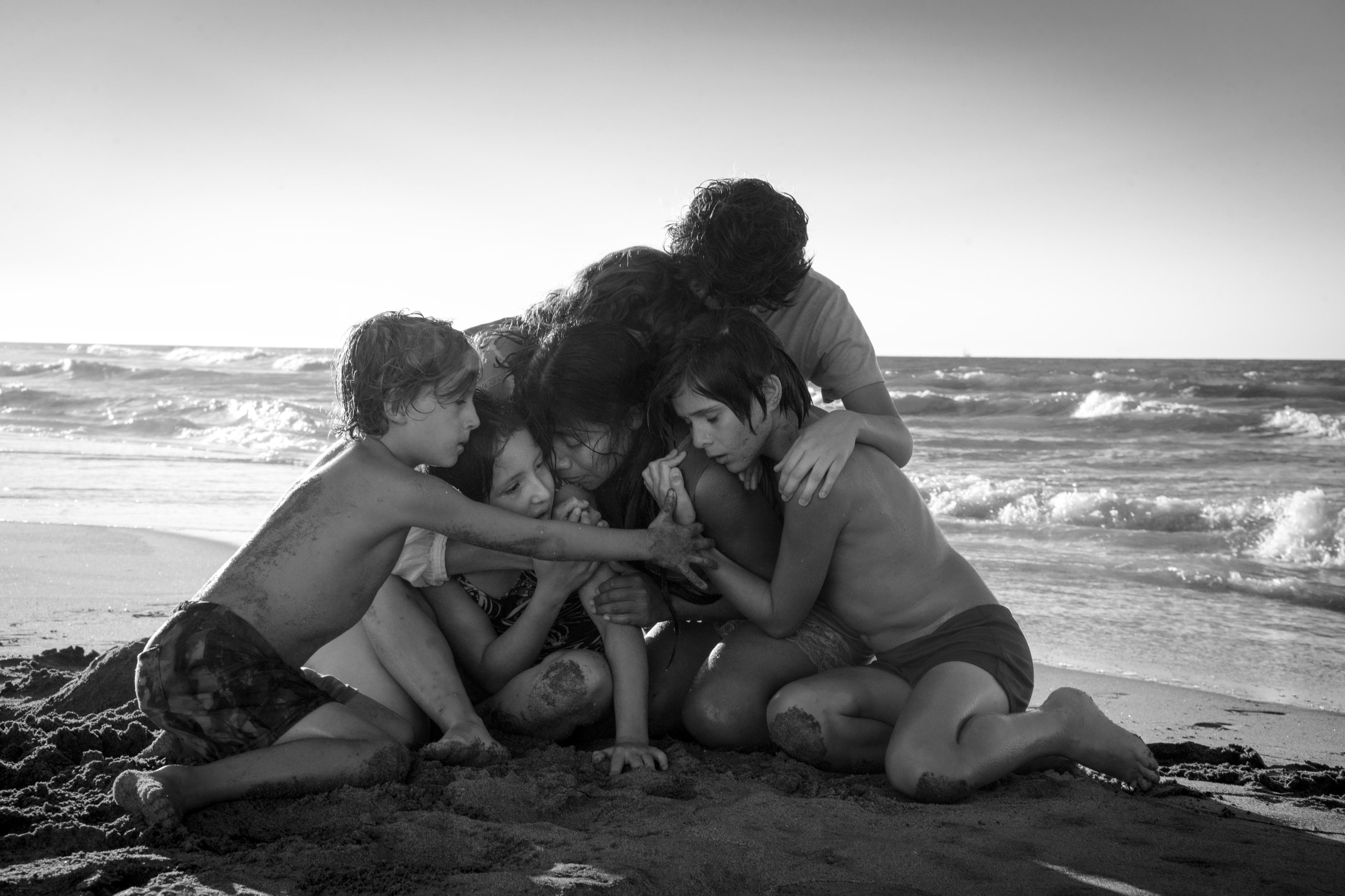 """""""Roma"""" es una producción de Netflix y fue dirigida por Alfonso Cuarón,"""