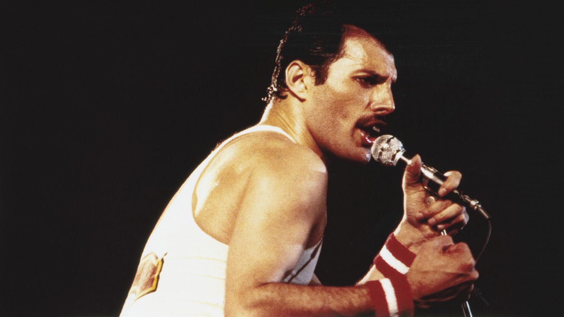 Freddie Mercury , líder de Queen, falleció en 1991. (GettyImages)