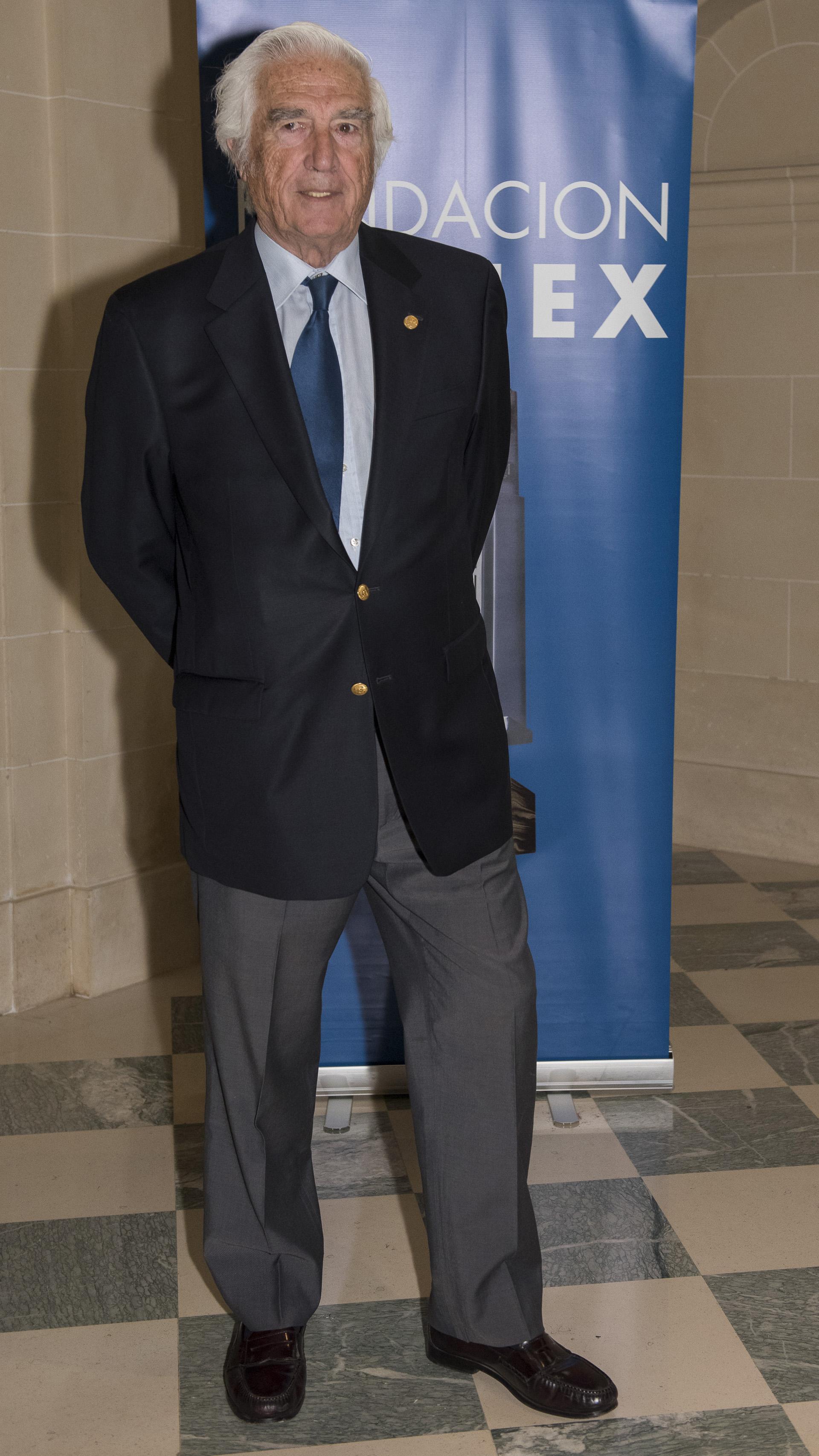 El ex presidente de la Sociedad Rural Argentina, Luciano Miguens