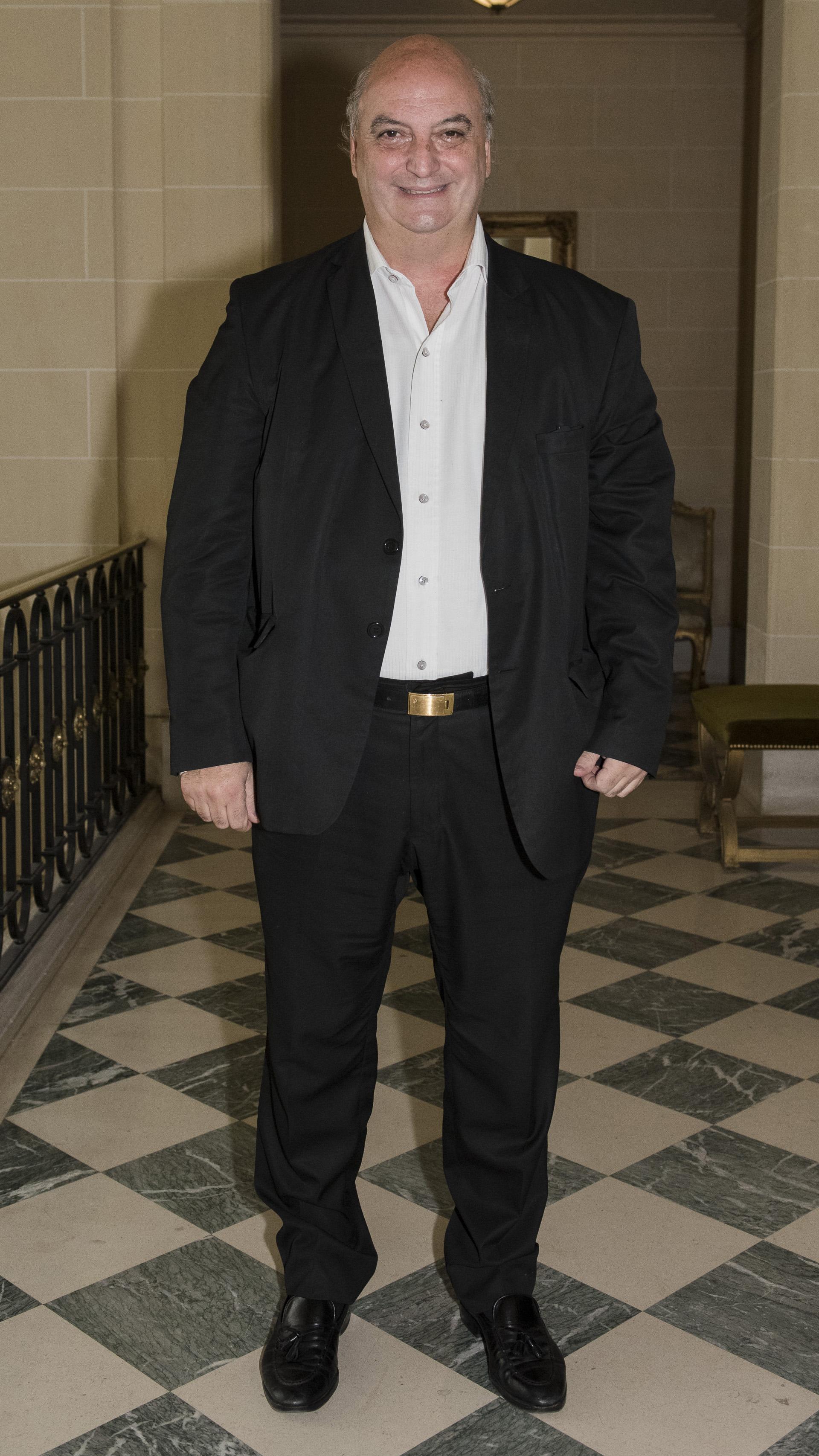 Pablo Garzonio, subsecretario de Fortalecimiento Institucional de la Legislatura Porteña /// Fotos: Adrián Escandar