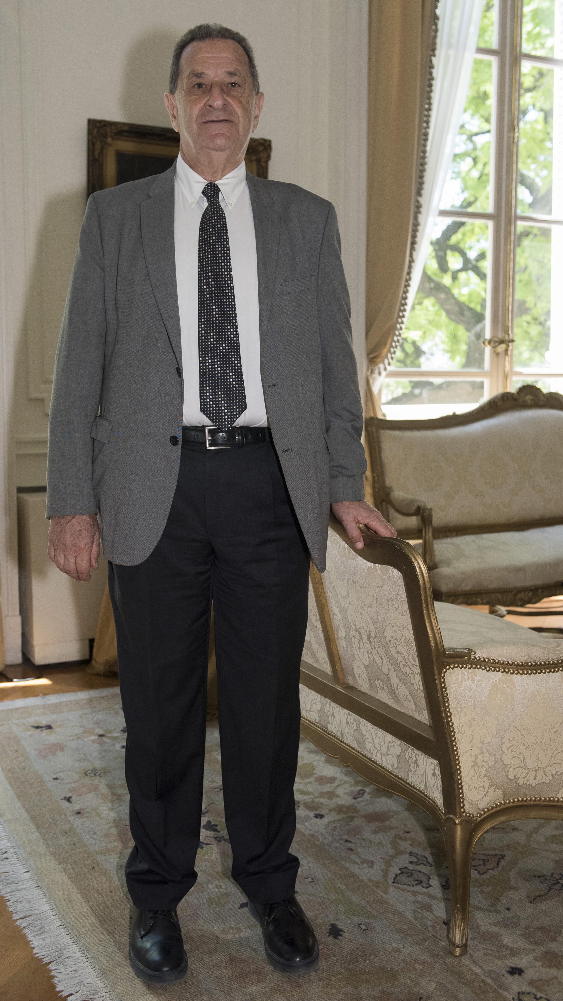 Bernardo Kosacoff, integrante del Gran Jurado