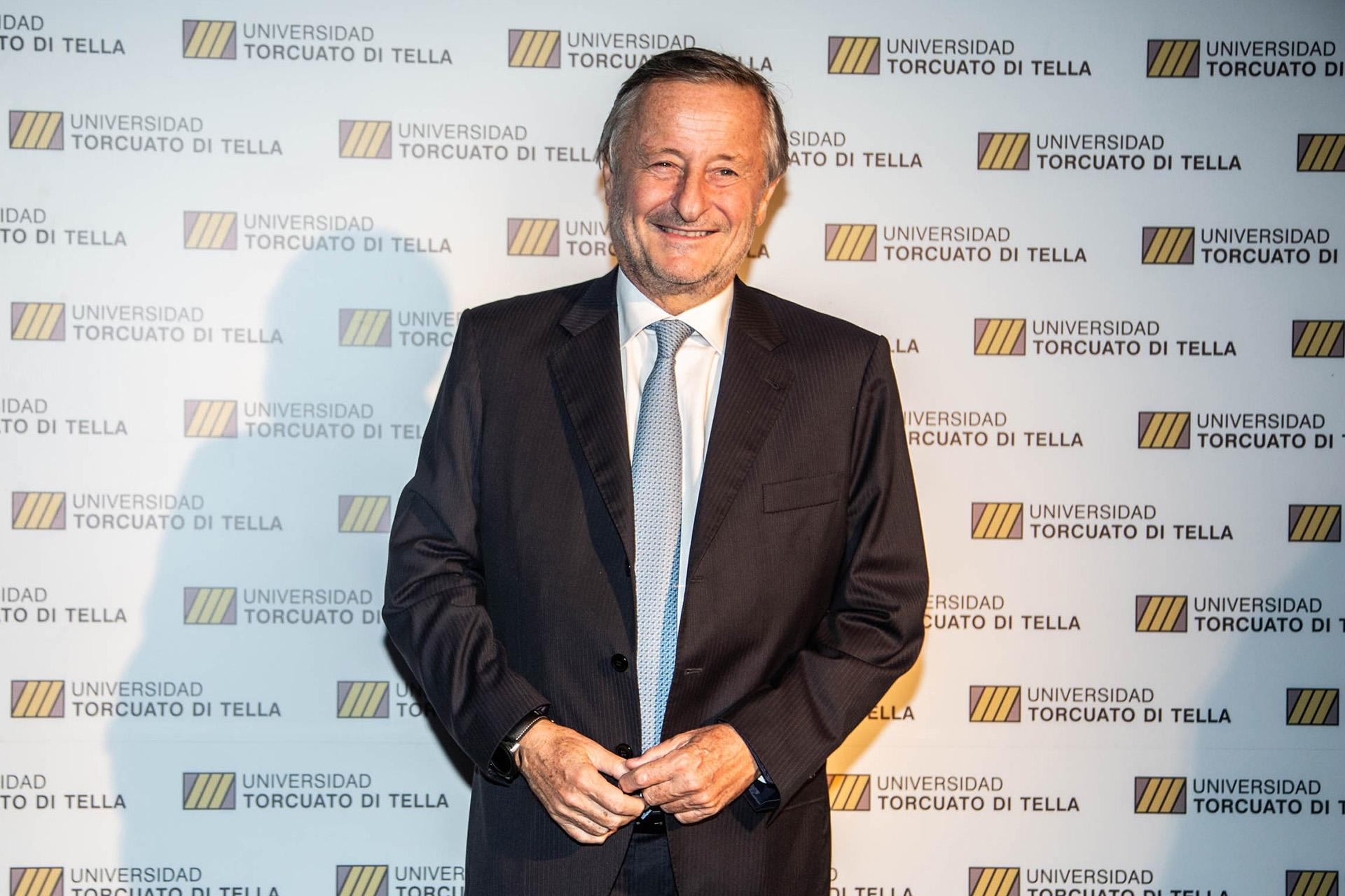 El presidente de Fiat Argentina, Cristiano Rattazi