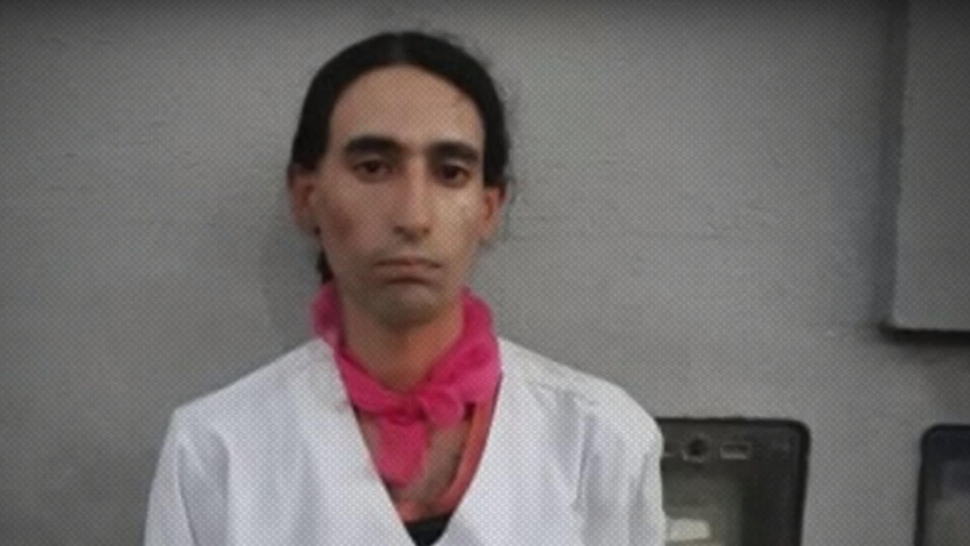 El detenido por la agresión a la casa de Bonadio