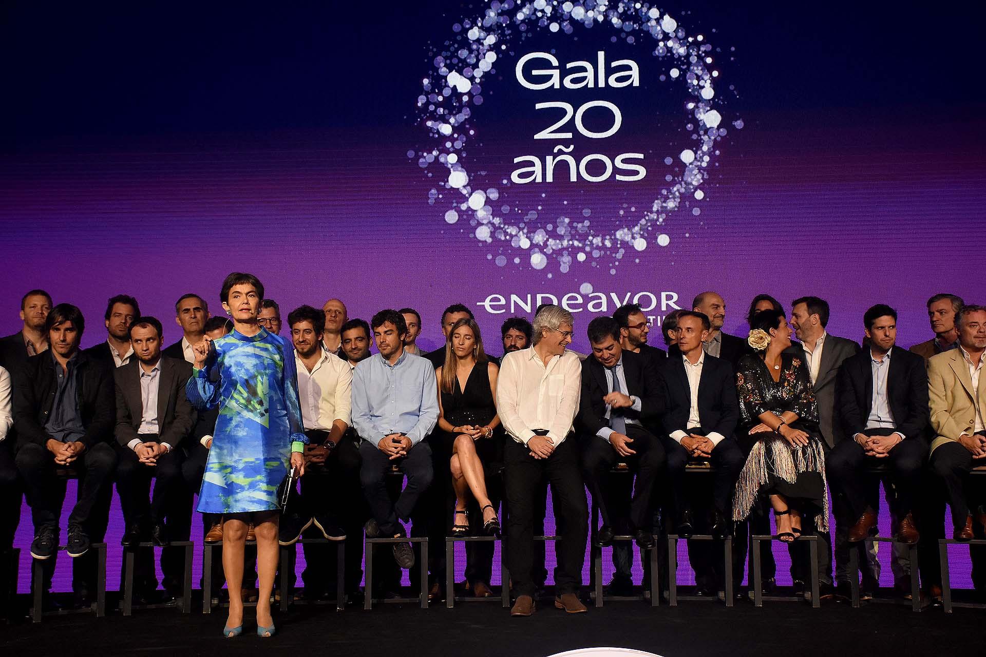 La Gala de los 20 años de Endeavor Argentina reunió al ecosistema emprendedor argentino