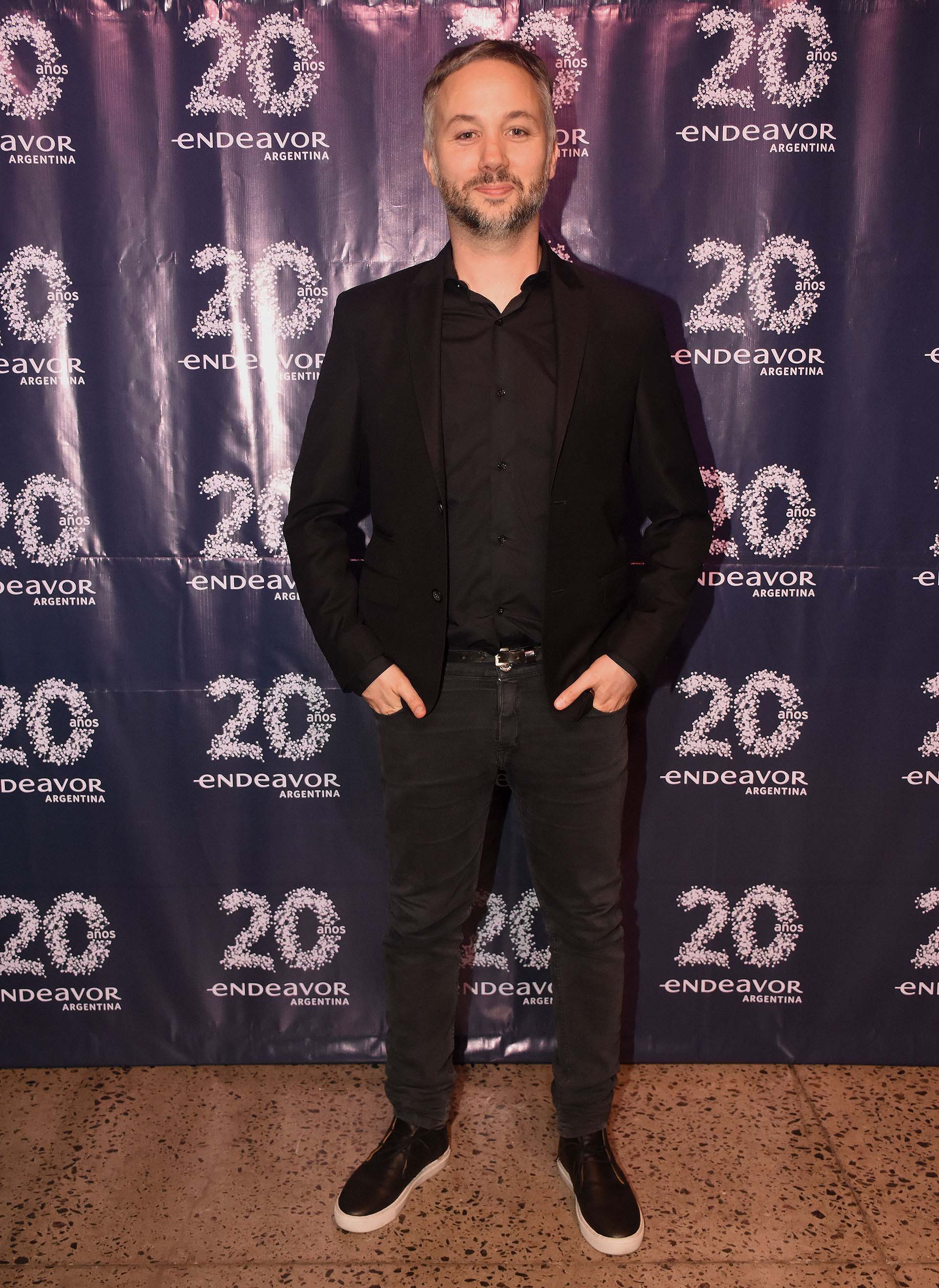 Diego Iglesias, conductor y periodista