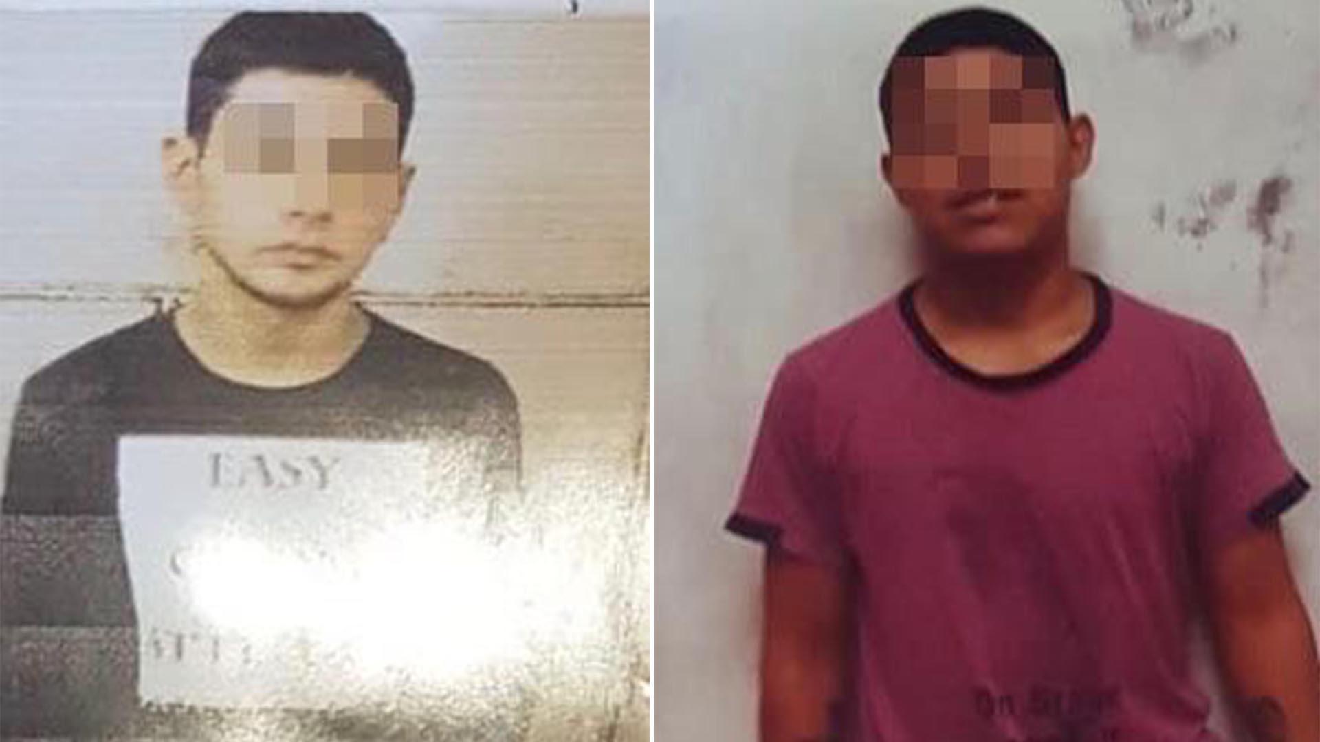 """Barrios y """"Jere"""", los presuntos iniciadores del intento de fuga"""
