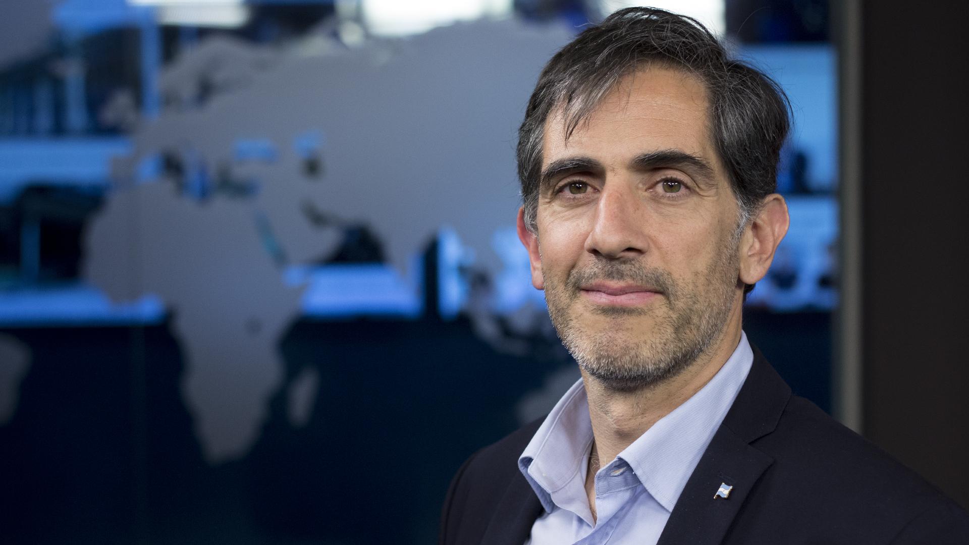 Juan Pablo Trípodi es Presidente Ejecutivo de la Agencia Argentina de Inversiones y Comercio Internacional