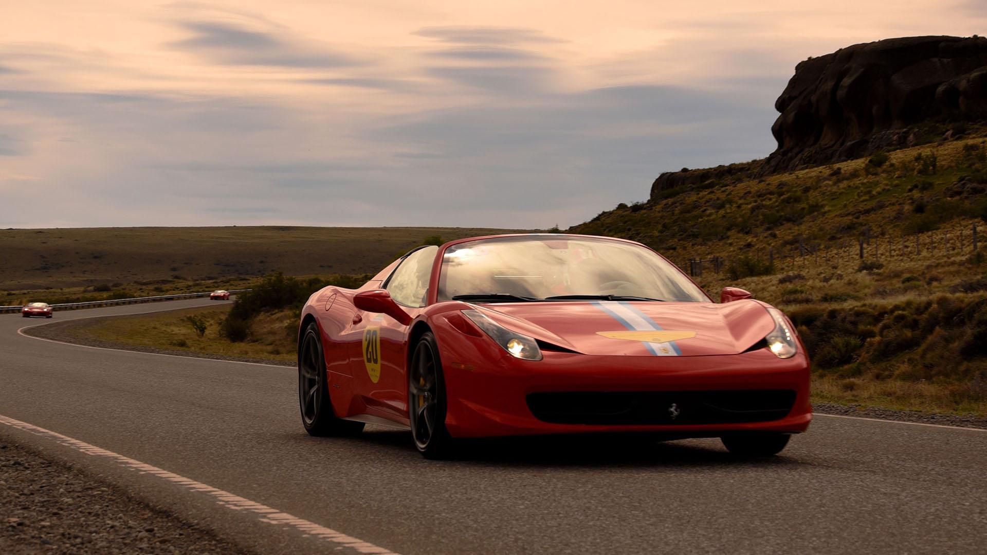 Rally Passione Unica Ferrari Patagonia es un encuentro de fanáticos y propietarios de modelos fabricados en la legendaria fábrica de Maranello. Es la cuarta edición de un rally que comenzó en 2015 y que cada año crece y agrega nuevas rutas