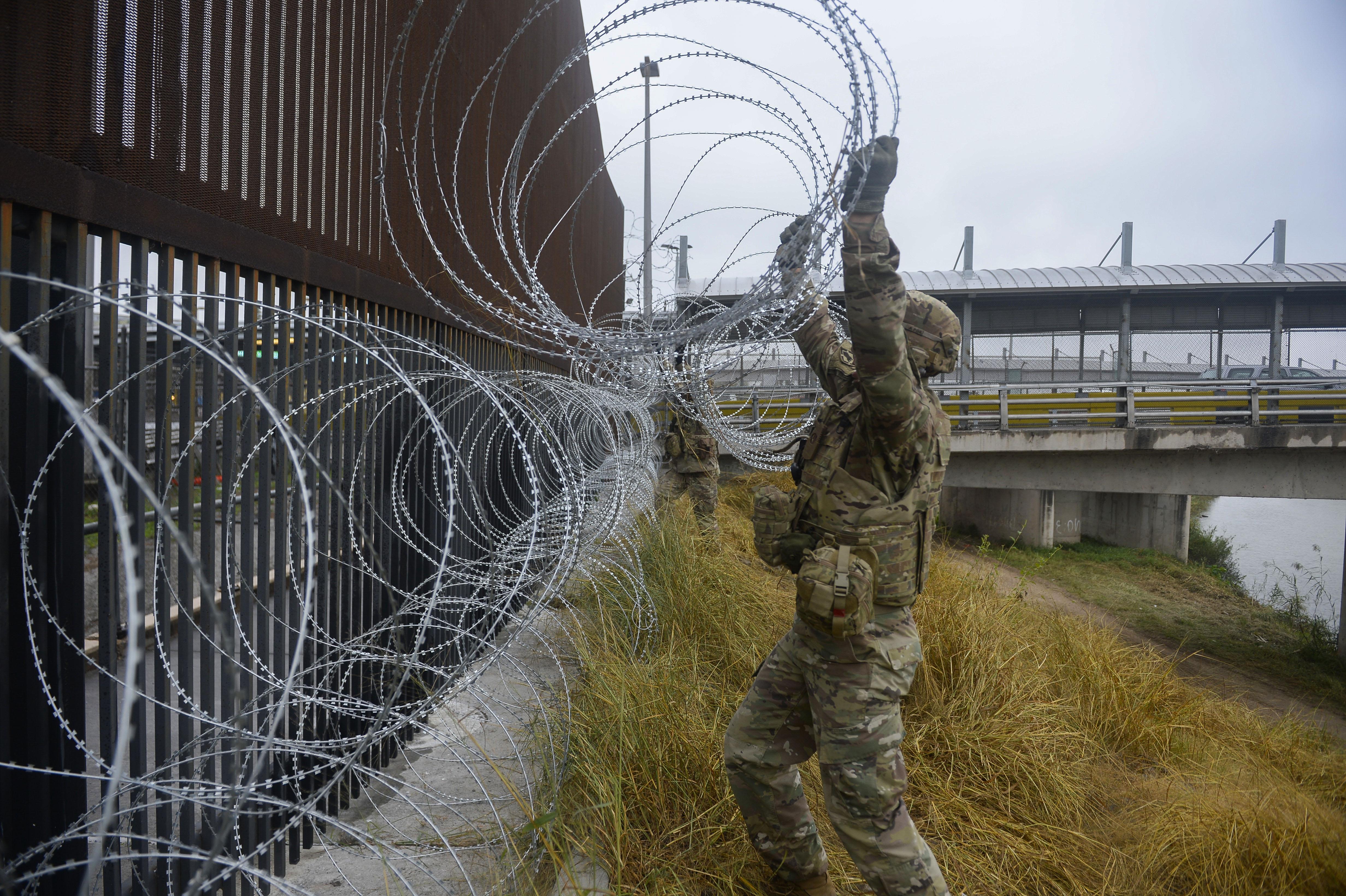 (Foto de Alexandra Minor / US AIR FORCE / AFP)