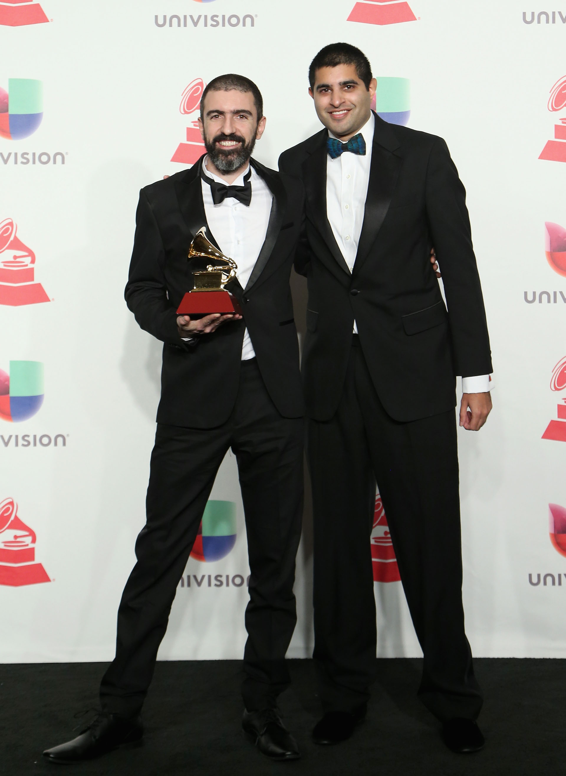 Pedro Giraudo y Kabir Sehgal