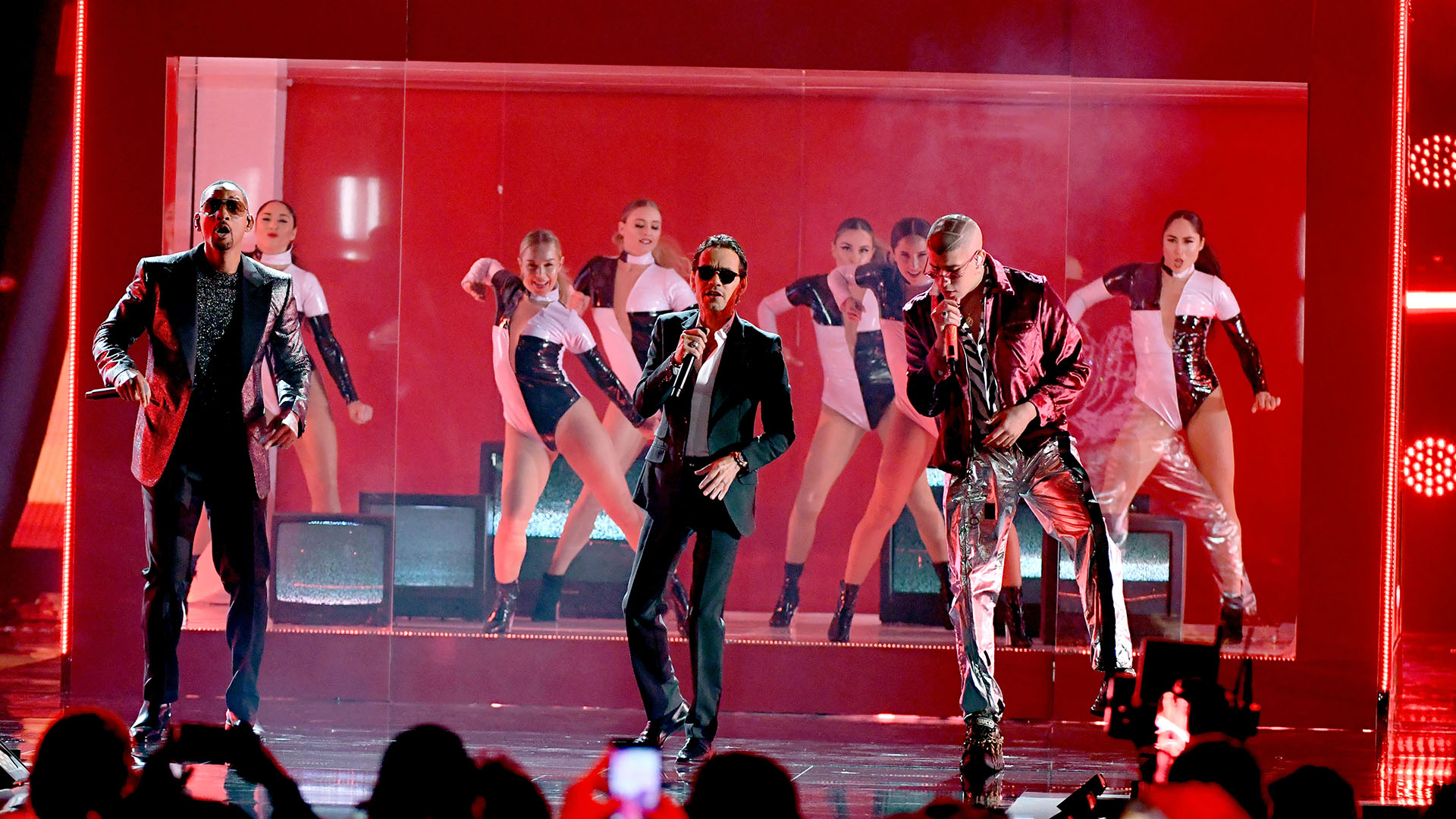 Premios Grammy Latinos, Las Vegas (AFP)
