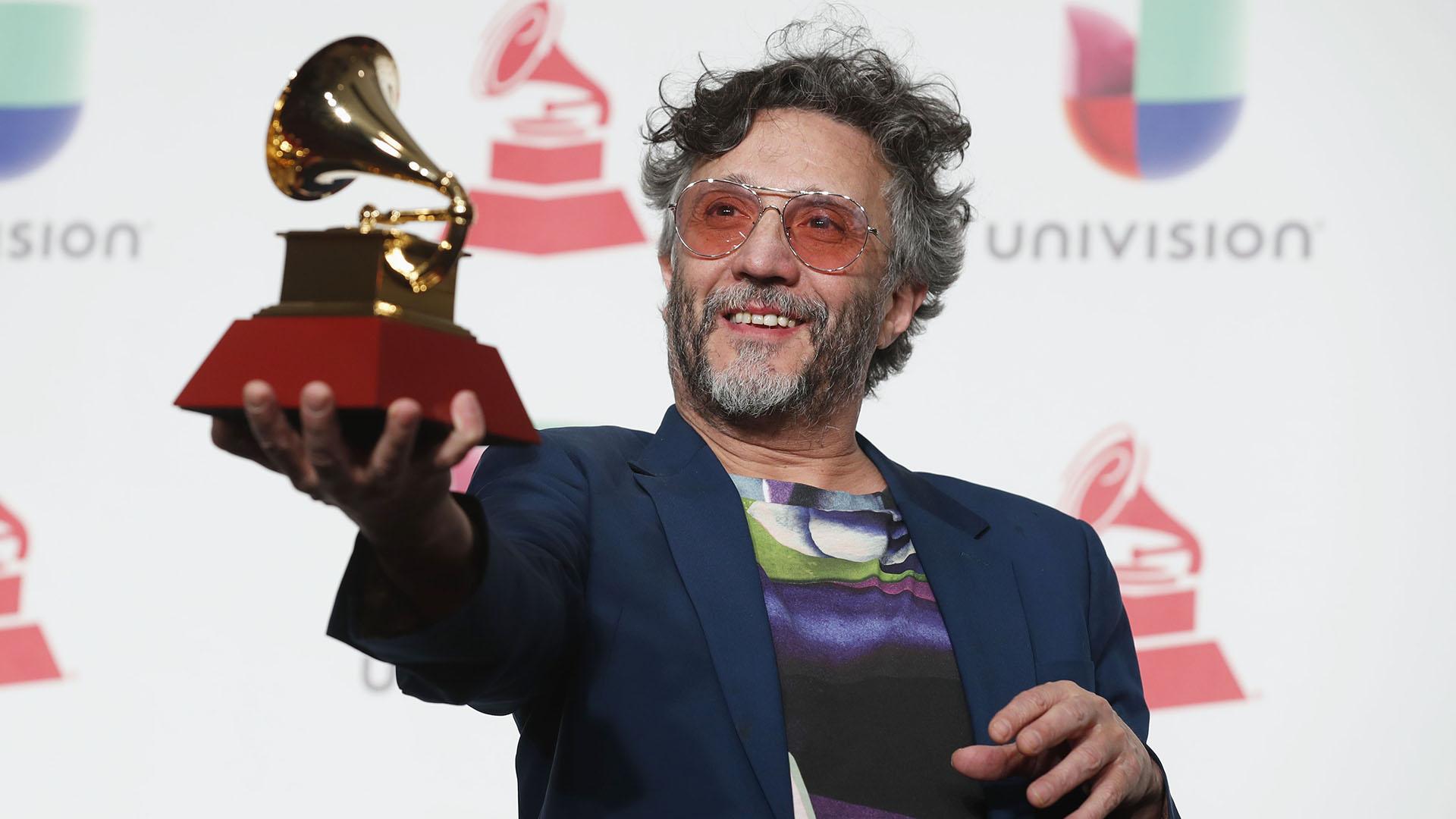 """La canción """"Tu Vida Mi Vida"""" de Fito Páez obtuvo el galardón"""