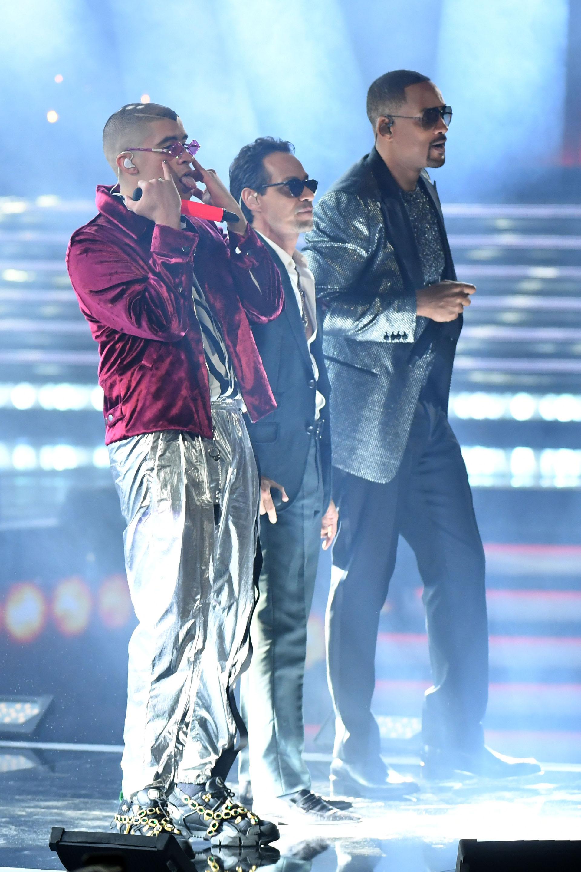 Marc Anthony, Will Smith y Bad Bunny los elegidos para abrir la 19 ° edición de los premios Grammy Latin