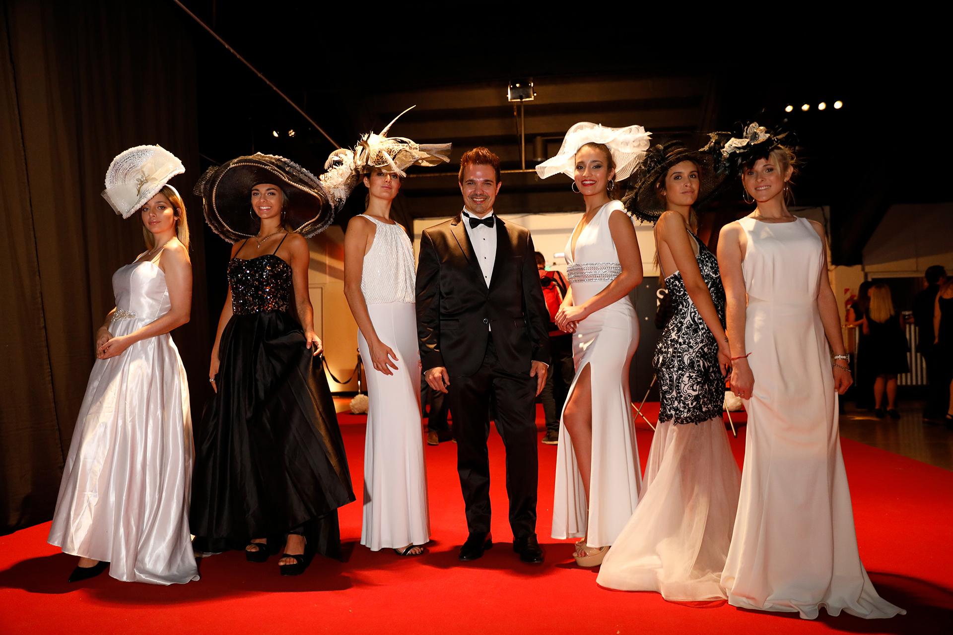 Alejandro Viñas, el productor general de la gala