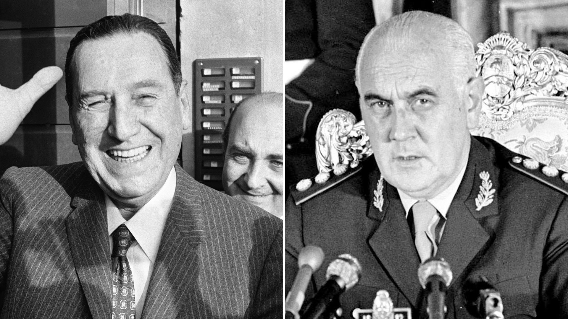 Los planes de Lanusse para condicionar y proscribir a Perón en 1972 -  Infobae