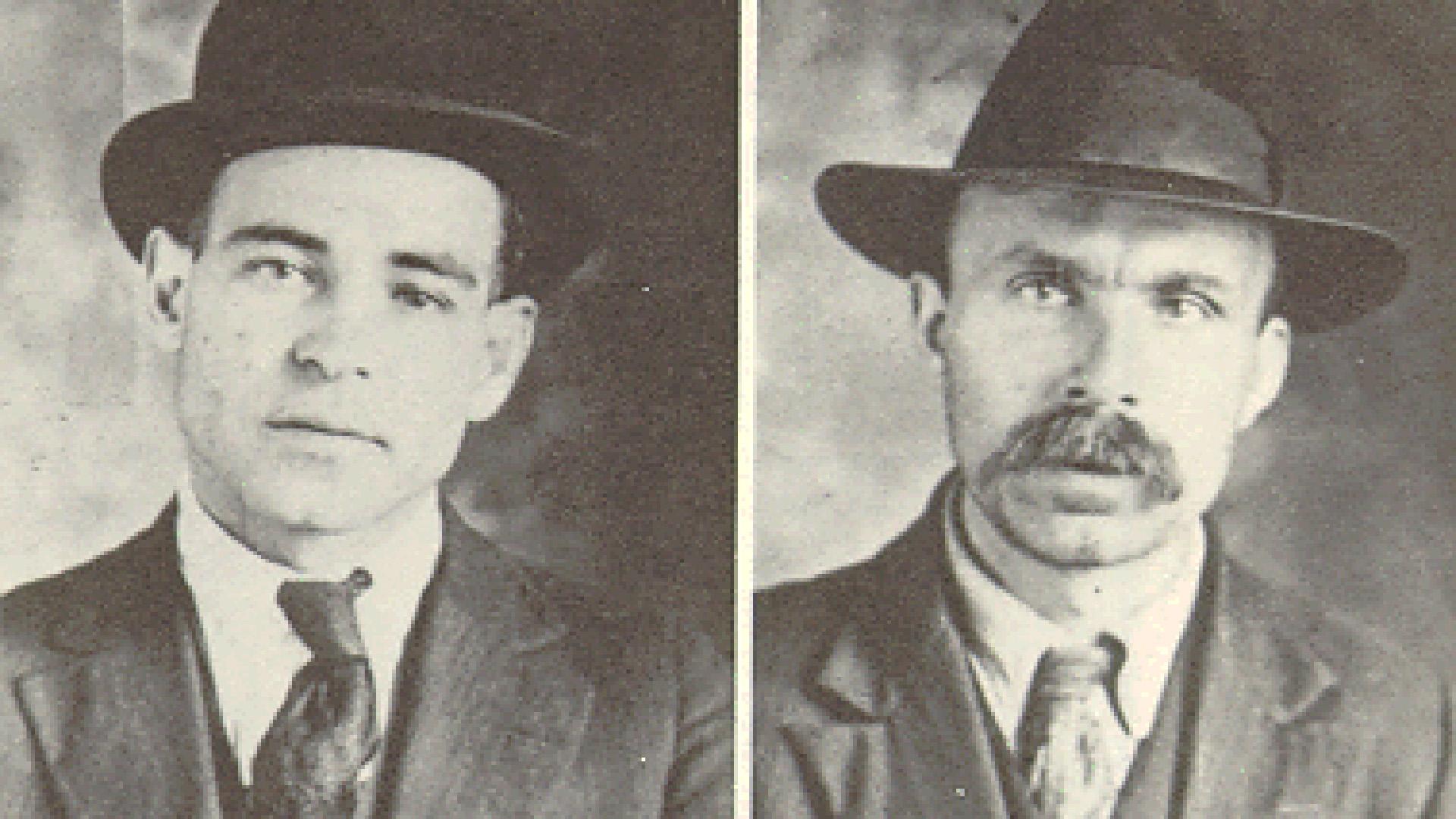 Nicola Sacco y Bartolomeo Vanzetti