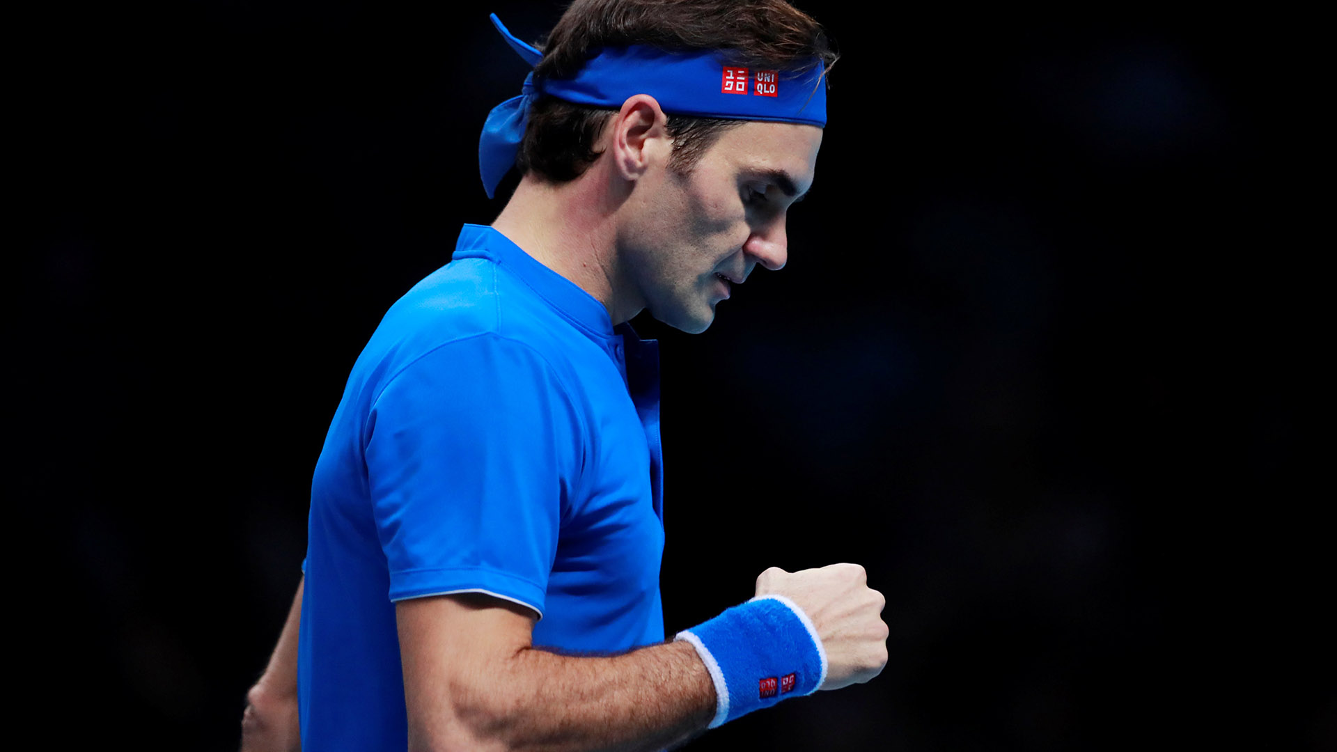Tennis – ATP Finals – The O2, London, Britain – November 17, 2018 Switzerland's Roger Federer reacts during his semi final match against Germany's Alexander Zverev Action Images via Reuters/Andrew Couldridge