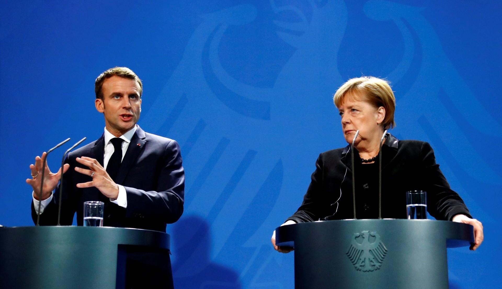 Europa le dio un ultimátum a Maduro (REUTERS/Fabrizio Bensch)