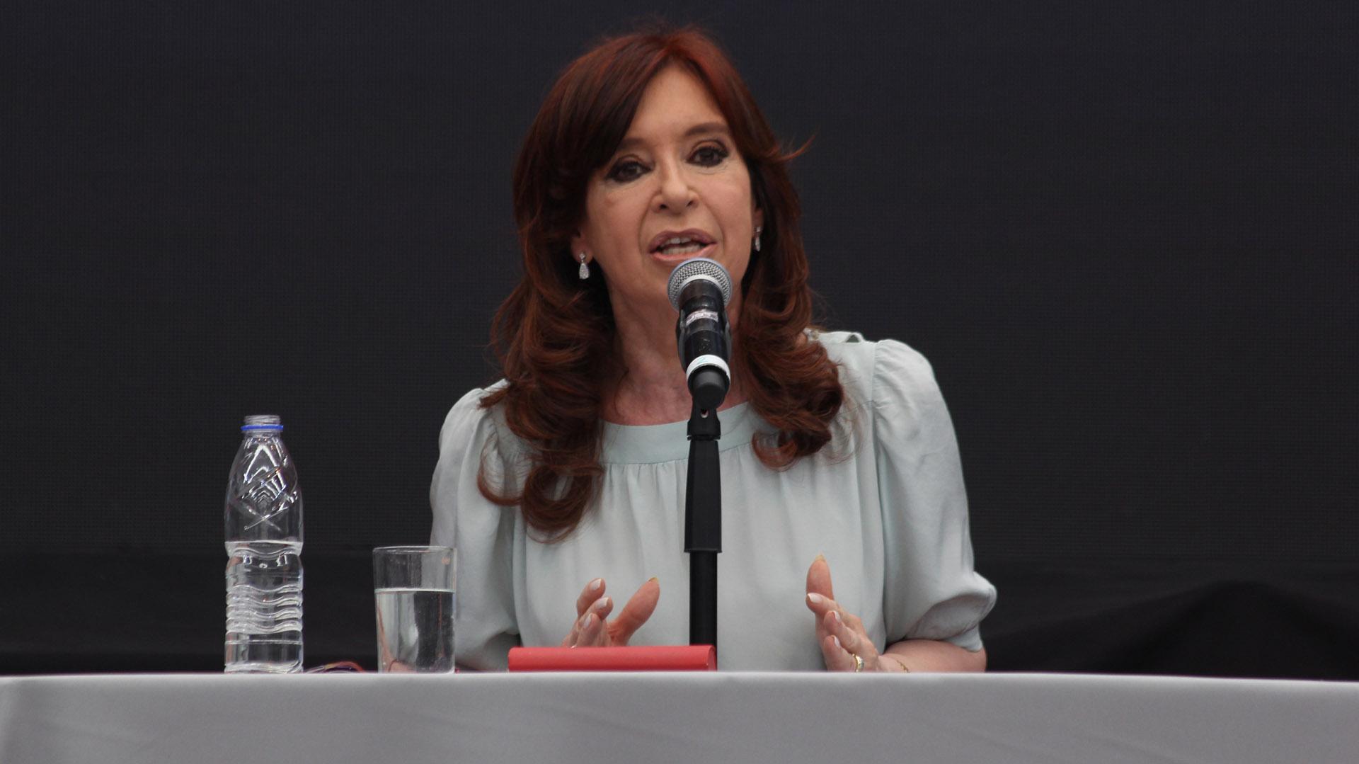 Cristina Kirchner sumó otro dolor de cabeza en la Justicia (Matias Baglietto)