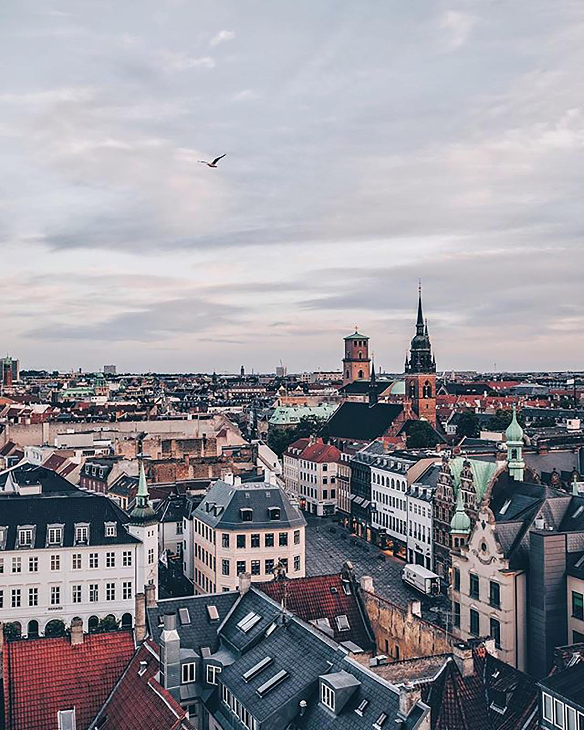 Copenhague, una ciudad dinámica, vanguardista y bike friendly (Instagram: @astridkbh)