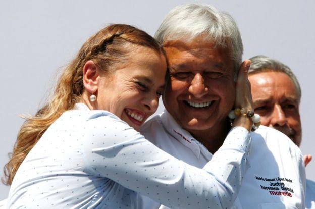 Beatriz Gutierrez Muller ocupará liderará el Consejo de Memoria Histórica (Foto: Reuters)