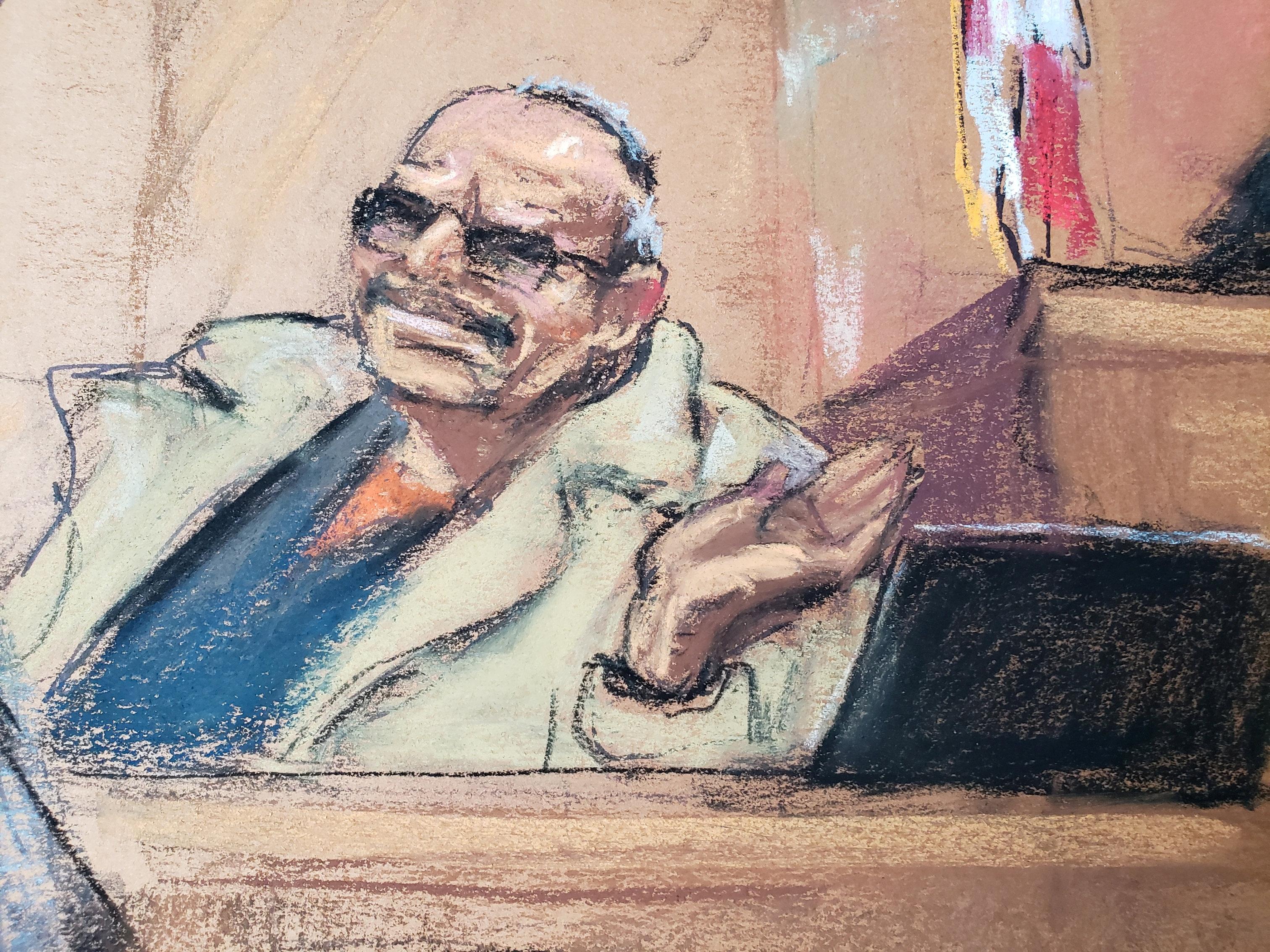 Jesús Zambada ya había nombrado nombres de altos funcionarios que habrían recibido sobornos de Guzmán Loera (Foto: Reuters/Jane Rosenberg)