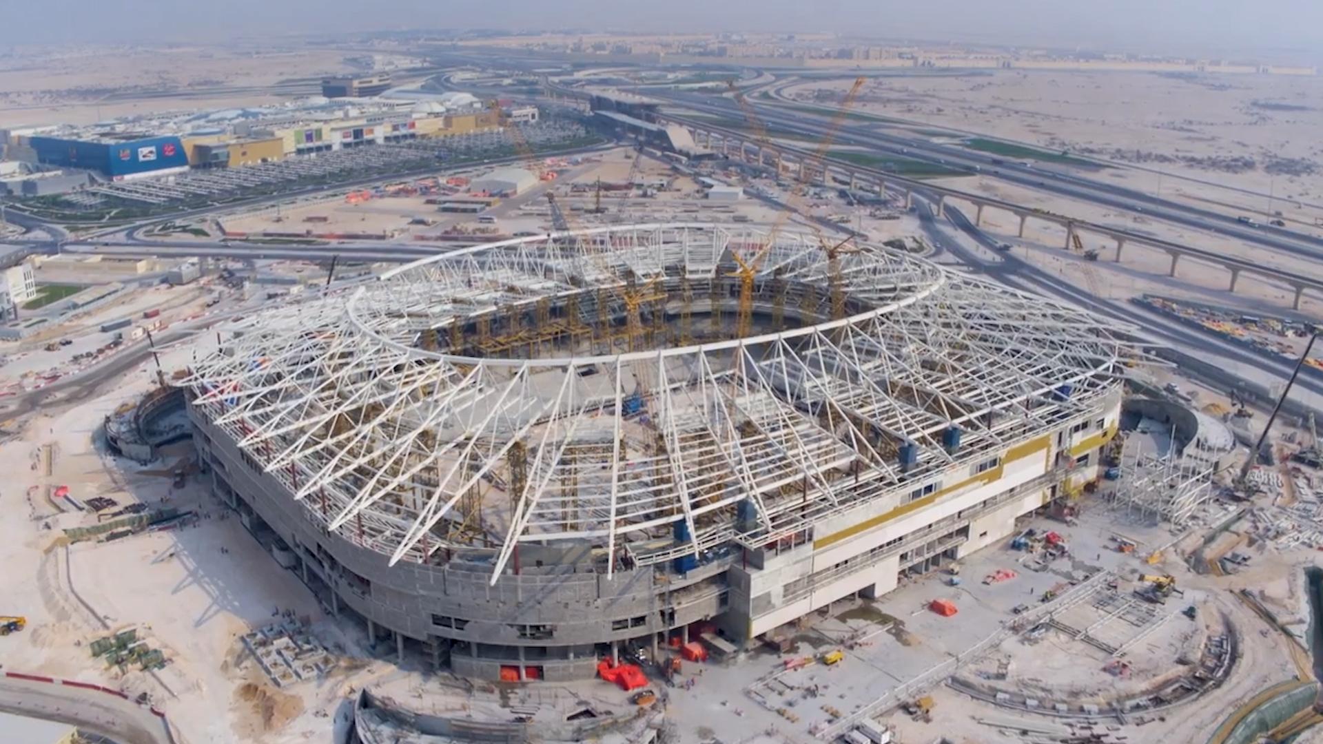 El Qatar Foundation Stadium tendrá lugar para más de 45 mil espectadores