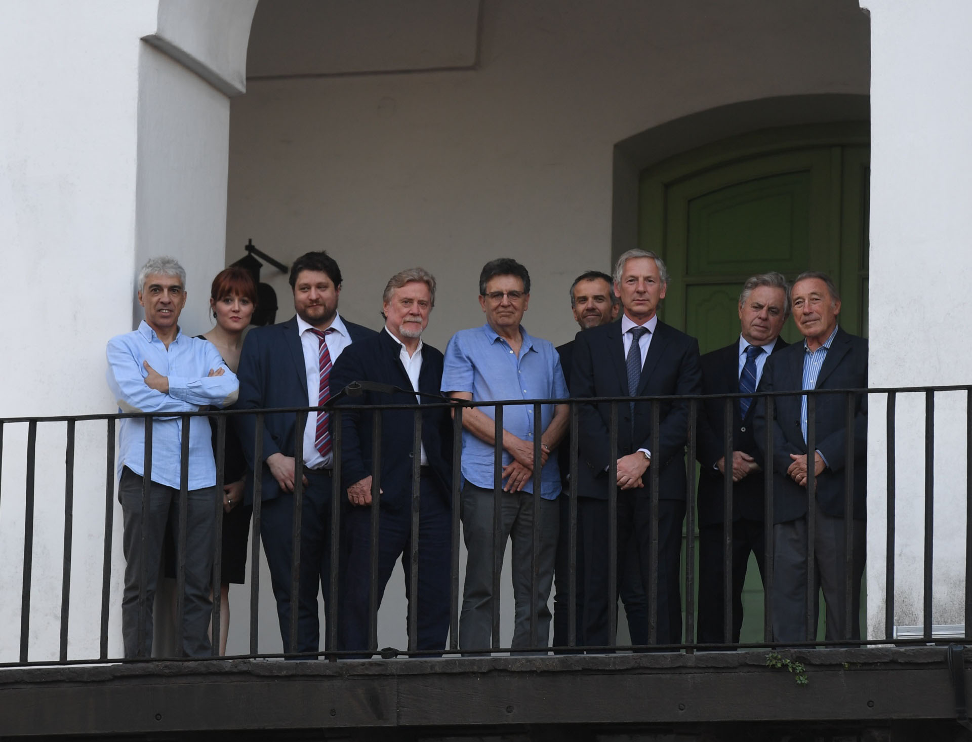 Francisco Mármol, Úrsula Ures Poreda, Nicolás Wiñazki, Ricardo Kirschbaum, Roberto Guareschi, Marcelo Longobardi, Roberto García, José Ignacio López