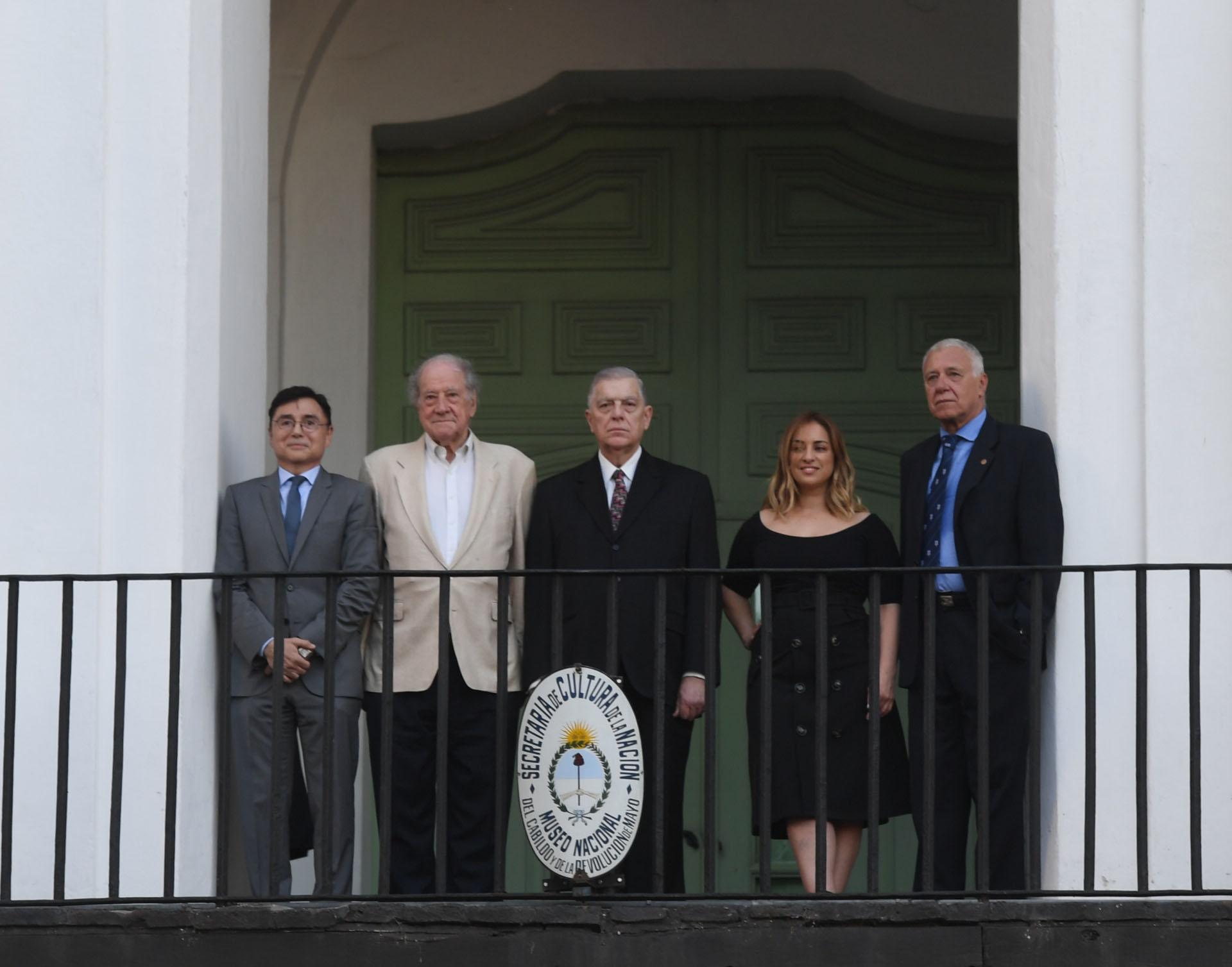 Fontevecchia, Cox, Biasatti, Oliván y Campolongo