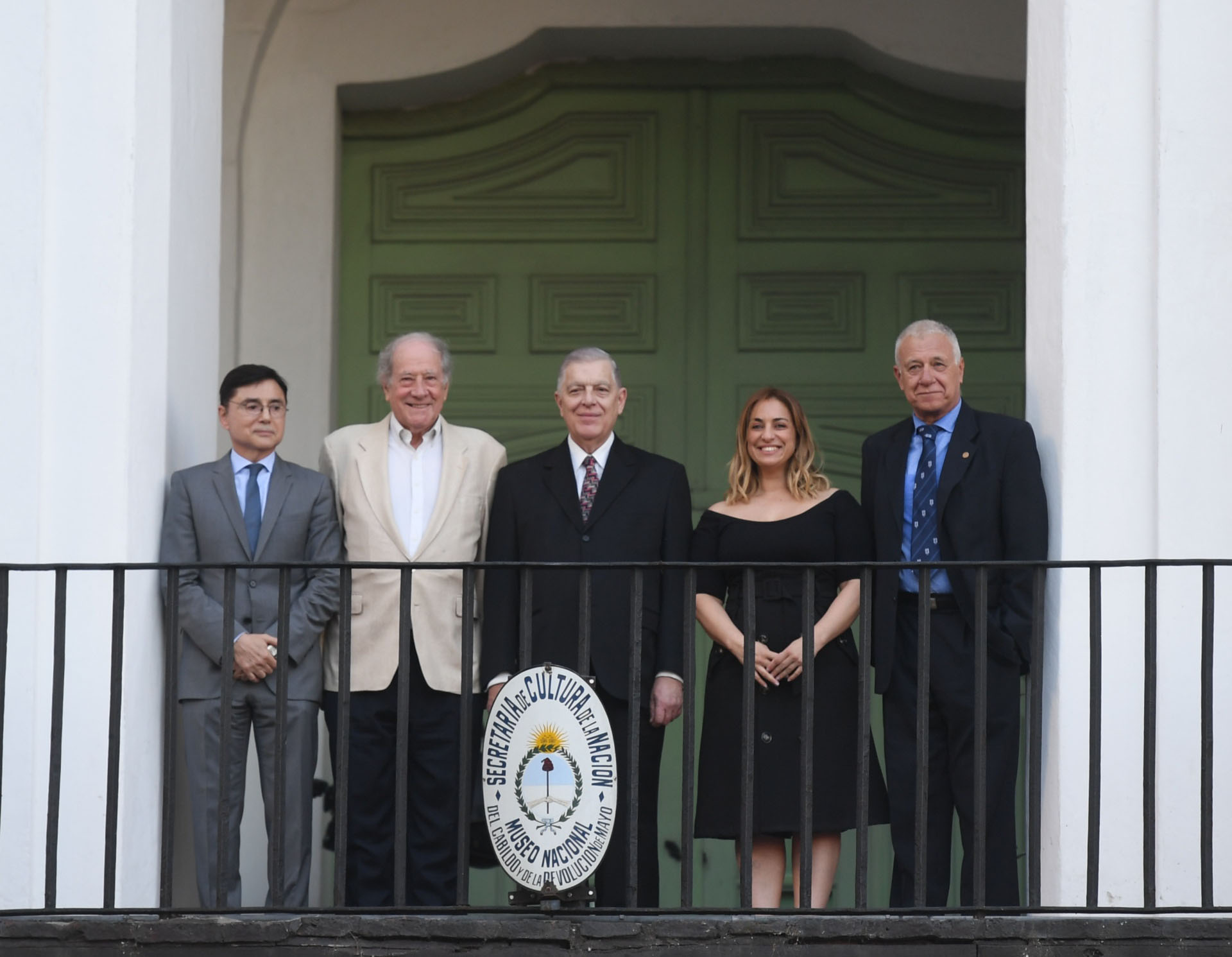 Fontevecchia, Robert Cox, Biasatti, Oliván y Campolongo