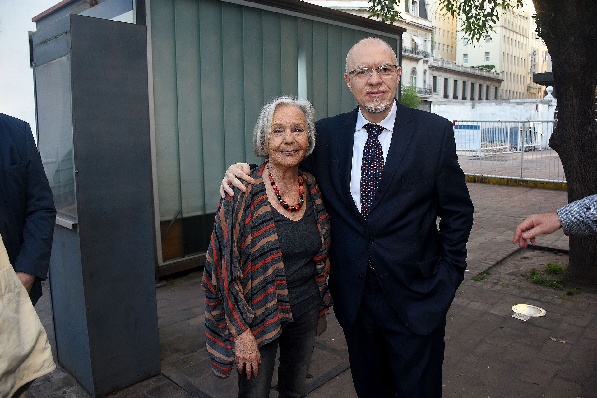 Beatriz Sarlo y Fernández Díaz