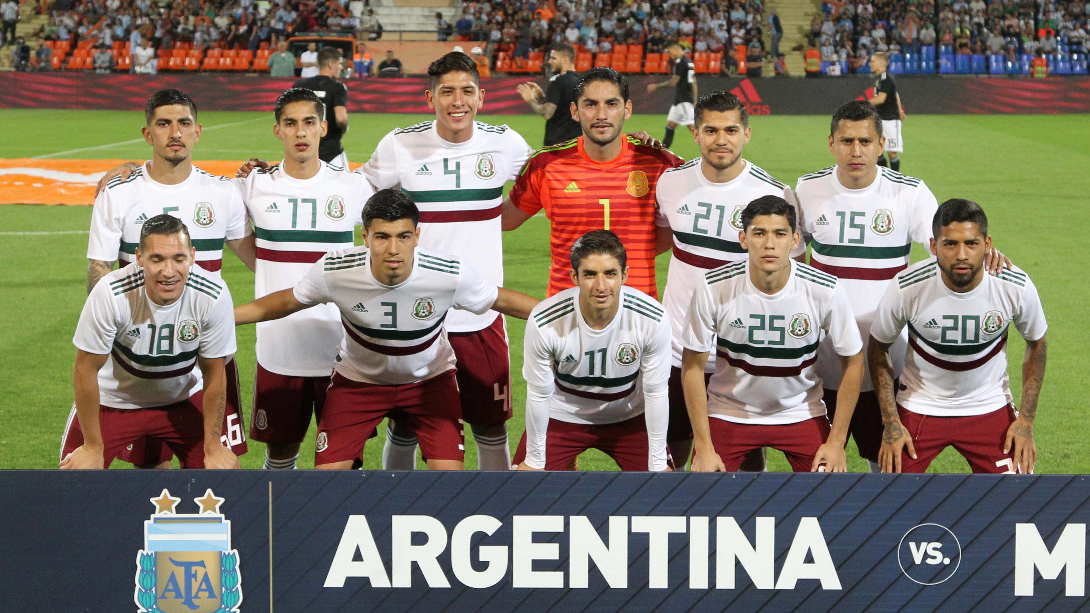 Enfrente estuvo un México sin sus grandes figuras como Andrés Guardado y Chuky Lozano (REUTERS)
