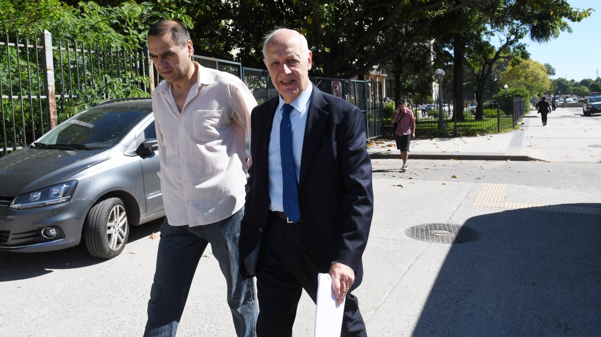 Roberto Lavagna, ex ministro de Economía (Foto: Fabián Ramella)