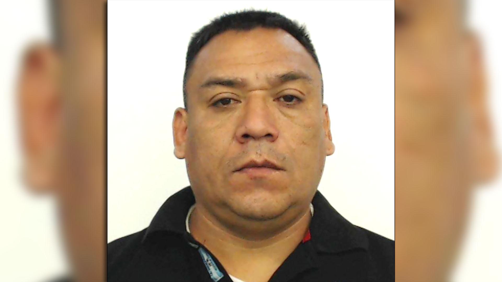 El taxista Luis Alberto Fernández, principal sospechoso del caso.