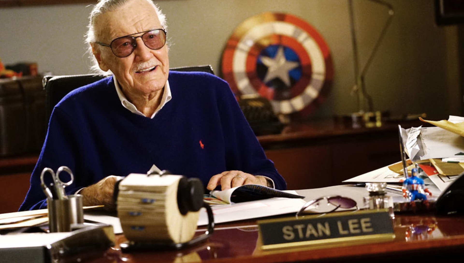 Stan Lee, el legendario creador de Marvel, falleció el 12 de noviembre de 2018.