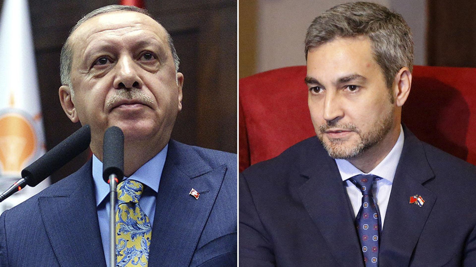 Recep Tayyip Erdogan Viajará A Paraguay En Diciembre Para La