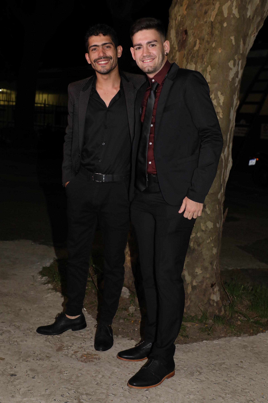 Rodrigo Romero y Ramiro Bueno