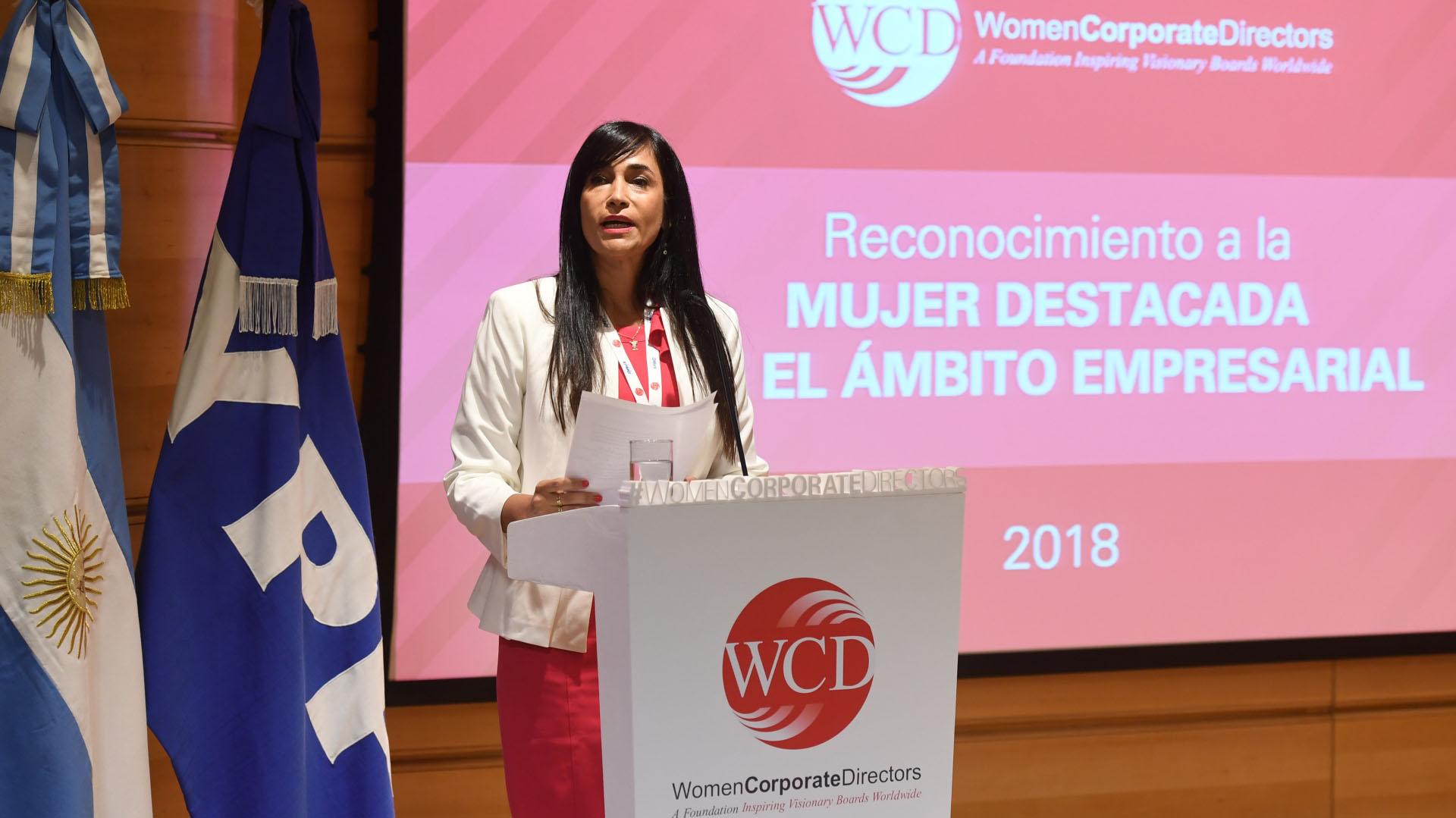 Vinitzky es socia de Auditoría y líder de Diversidad e Inclusión de KPMG Argentina, que esponsoreó el evento y es Global Lead Sponsor de WCD (Maxi Luna)