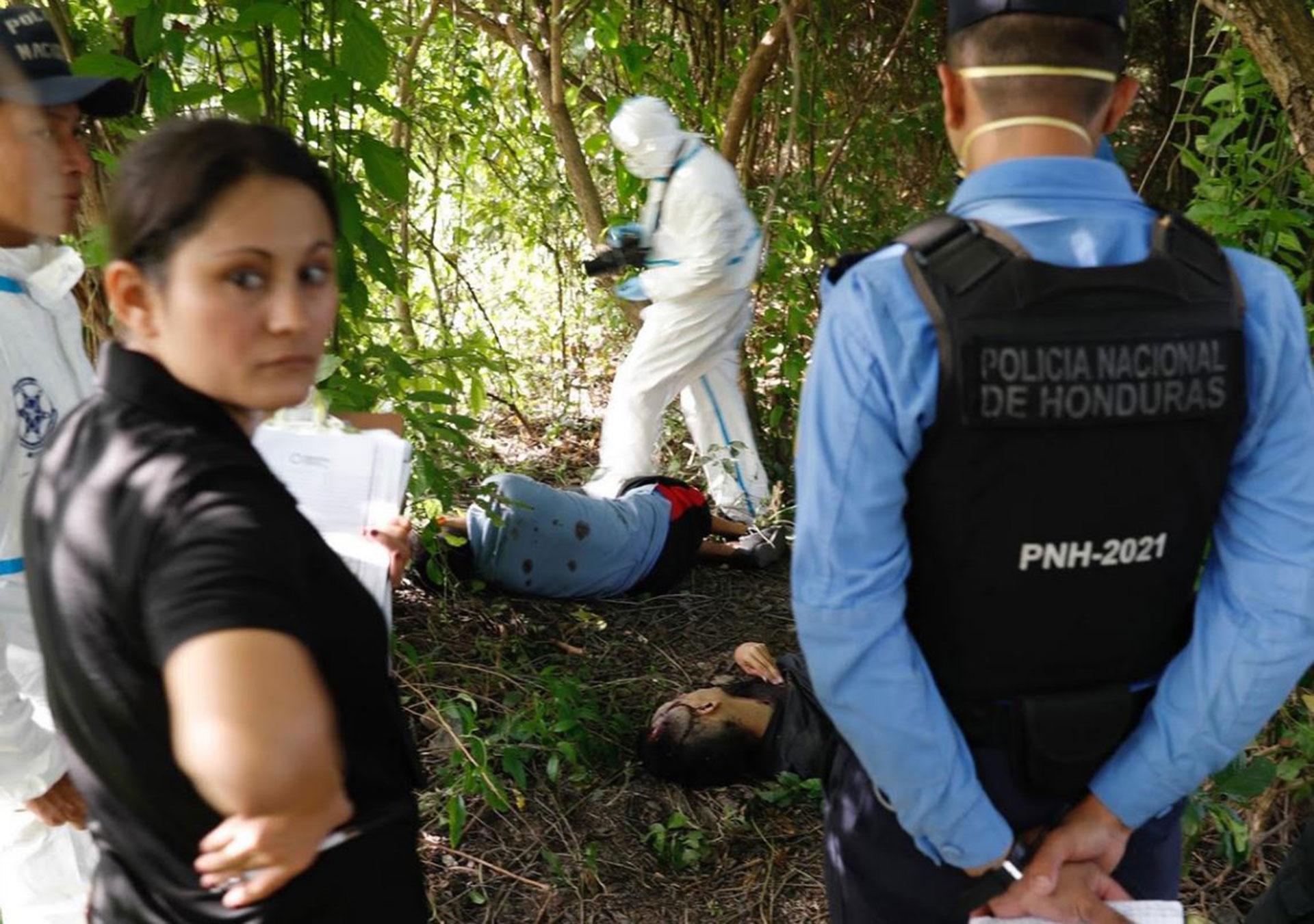 Dos cadáveres tras un enfrentamiento entre pandillas