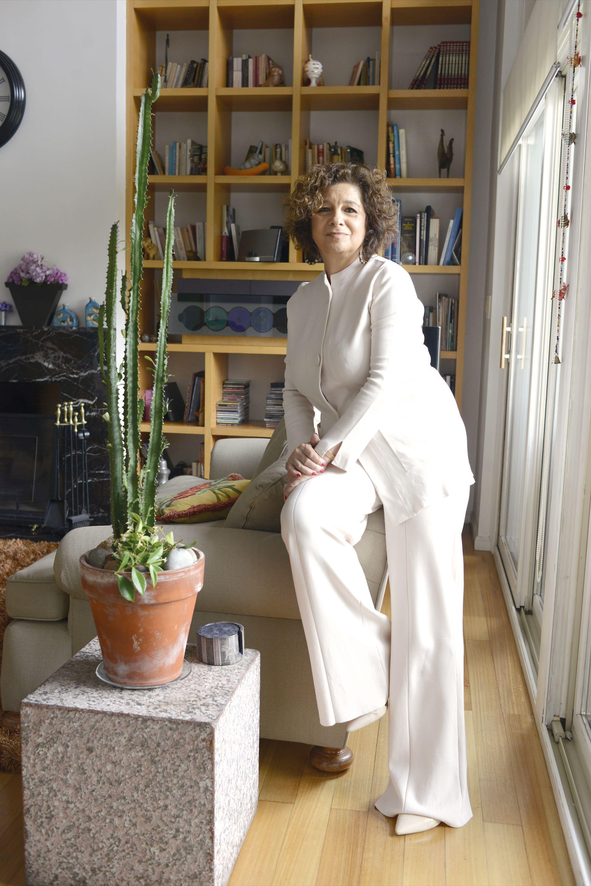 Mirta Romay es la creadorade Teatrix, la plataformade obras de teatrotanto nacionales comointernacionales.