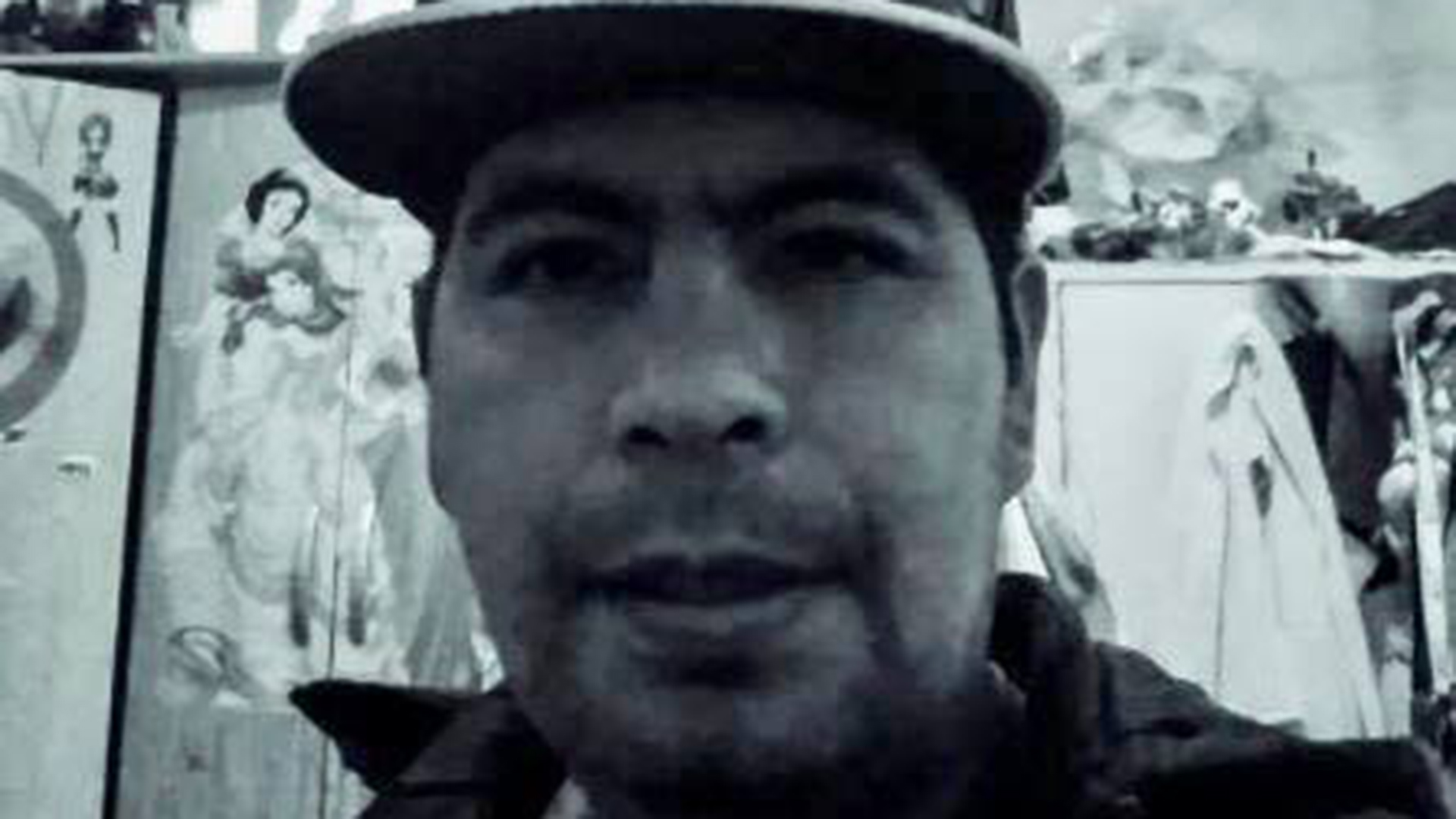 Rodolfo Orellana, militante de la CTEP