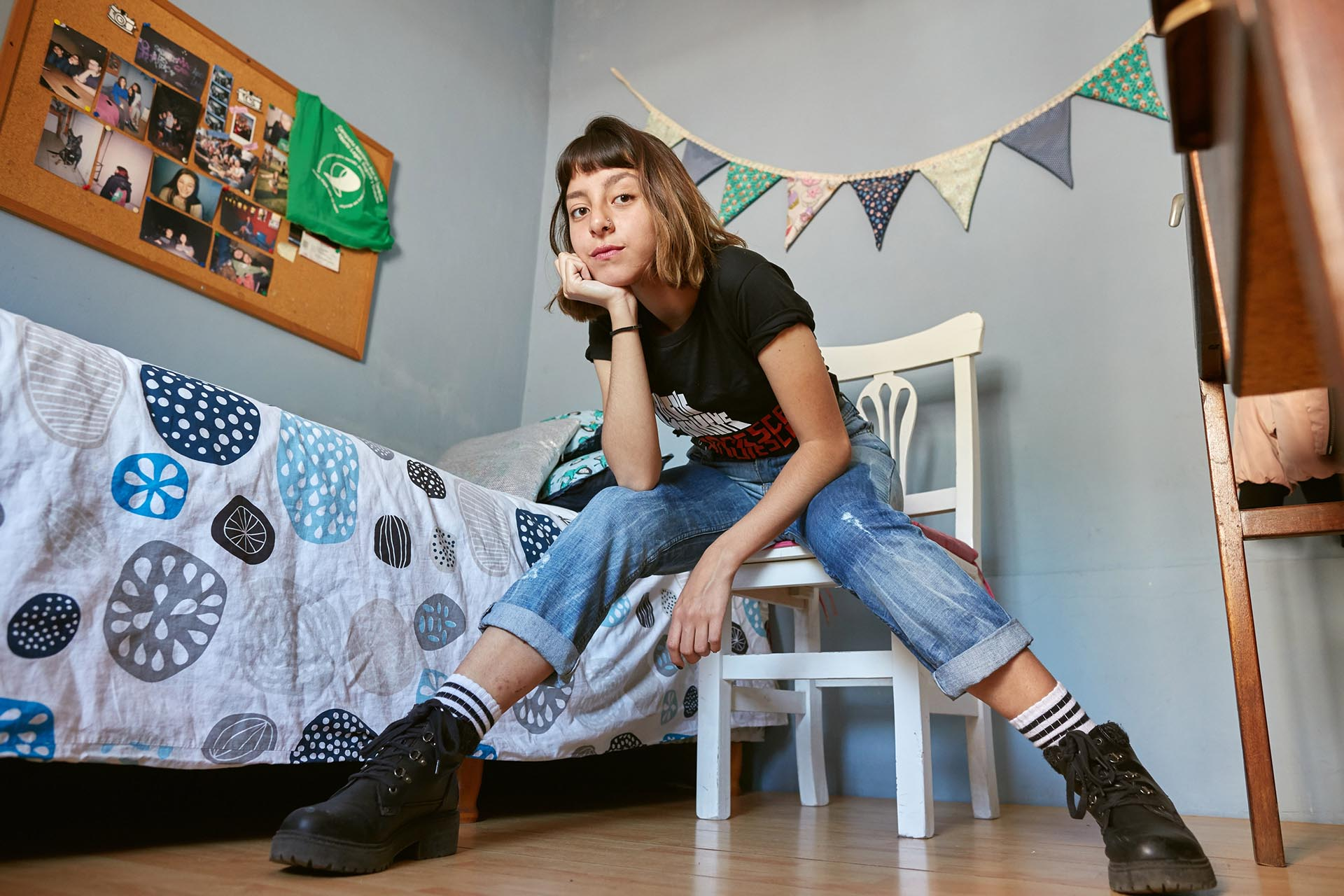 Lara Fernández, 17 años