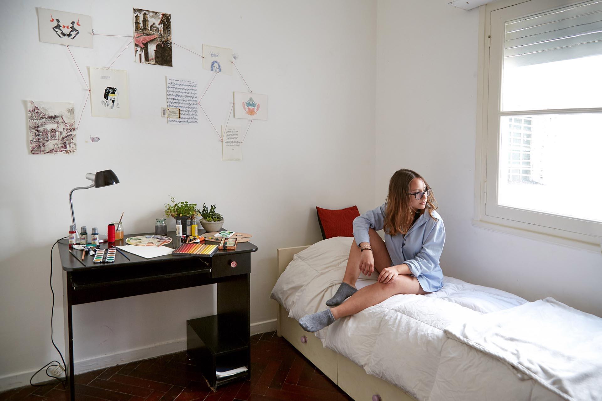 Sophia Alexandre, 17 años