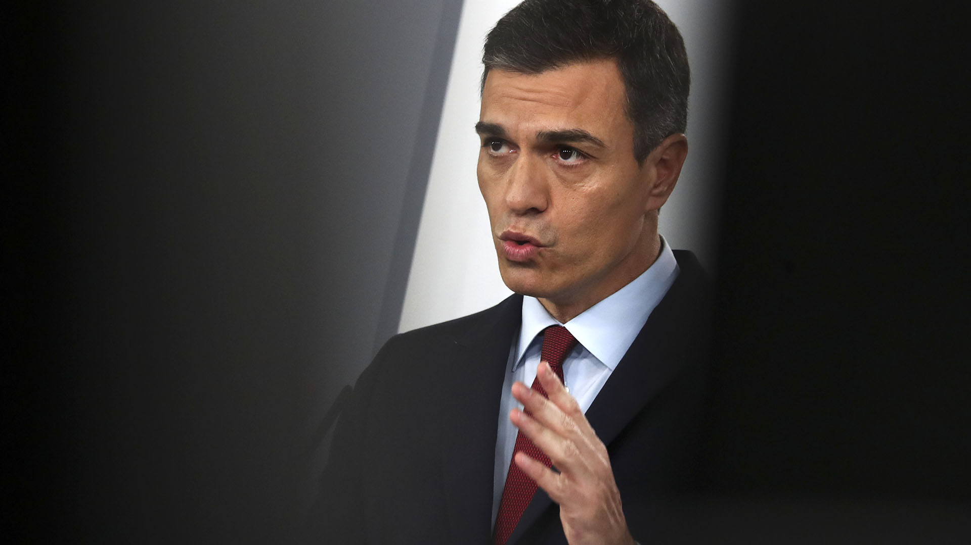 Pedro Sánchez(REUTERS/Sergio Perez)