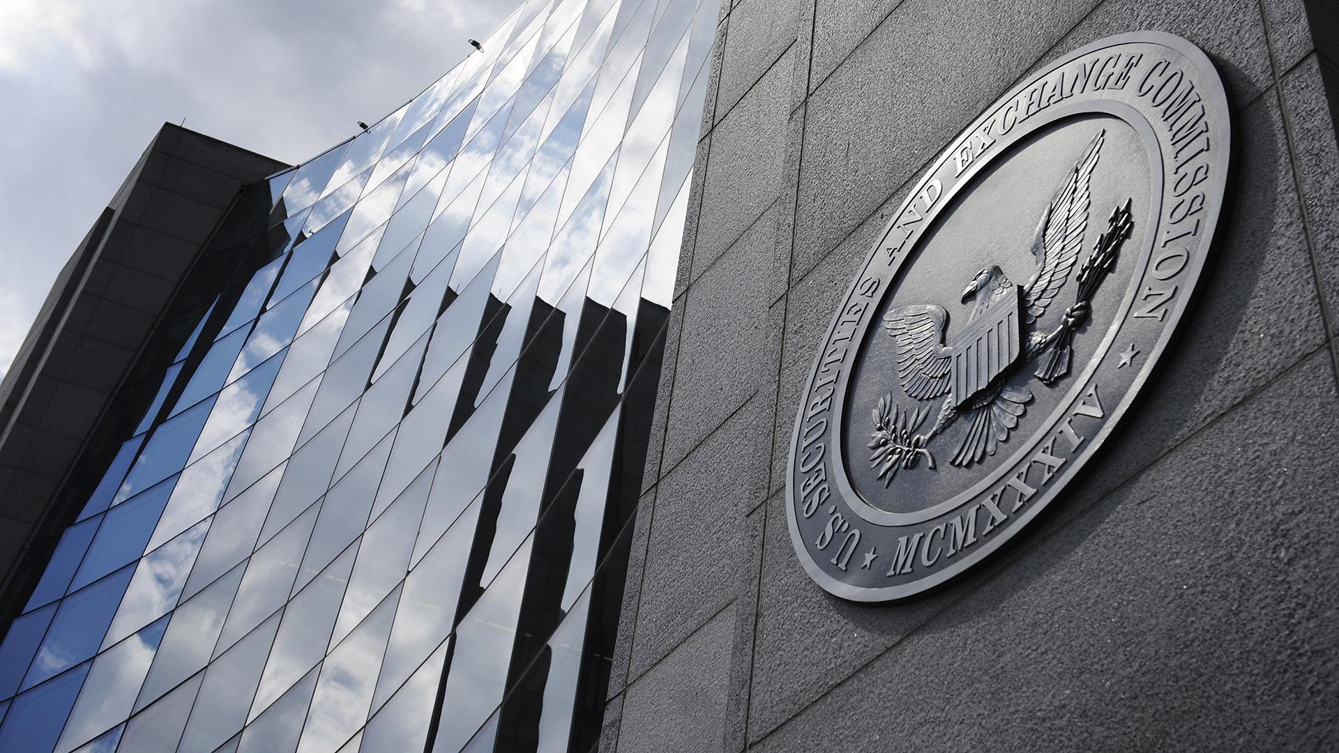 La SEC de los Estados Unidos (Reuters)