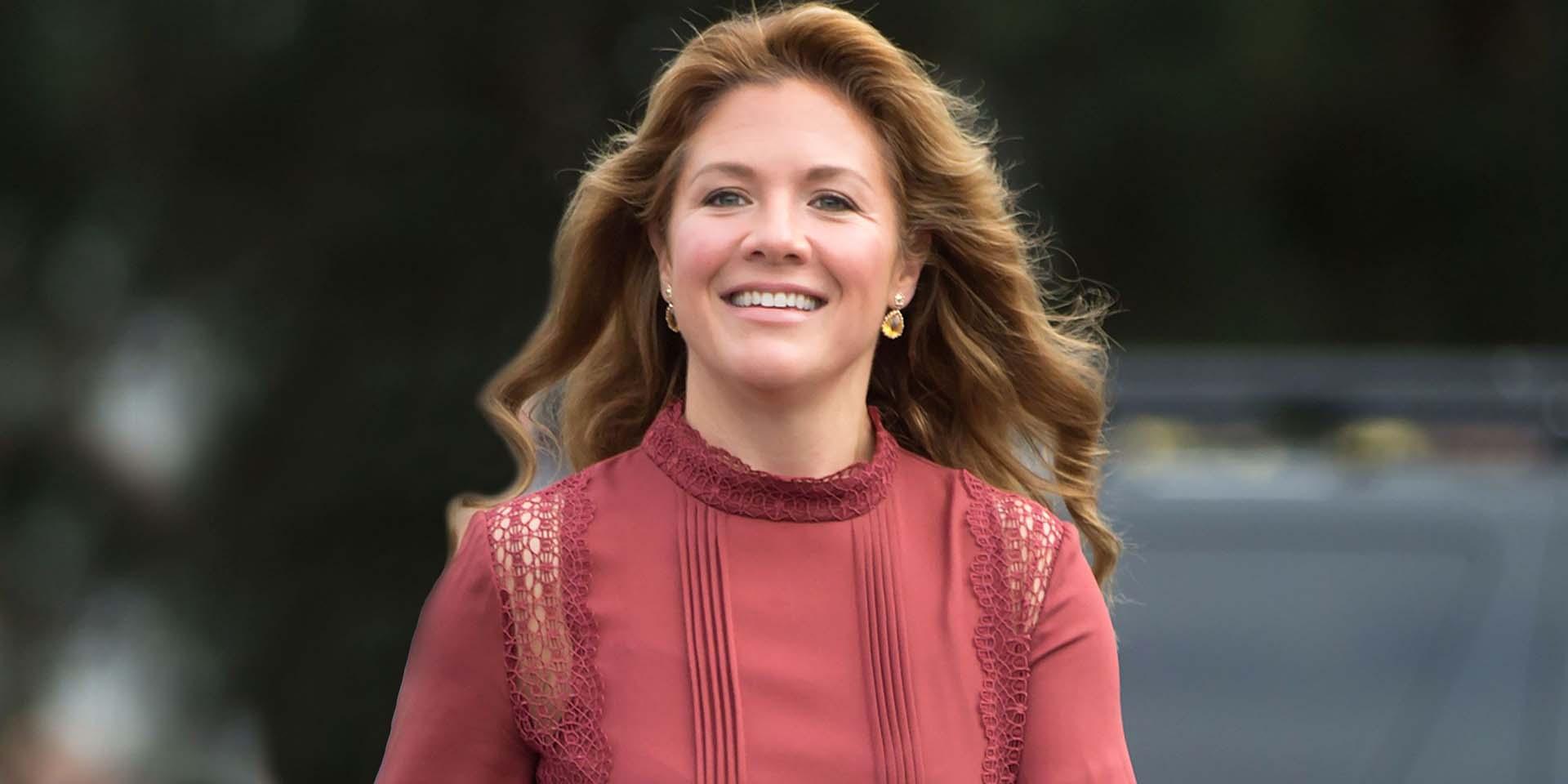 Sophie Gregoire mantiene un perfil alto con múltiples participaciones