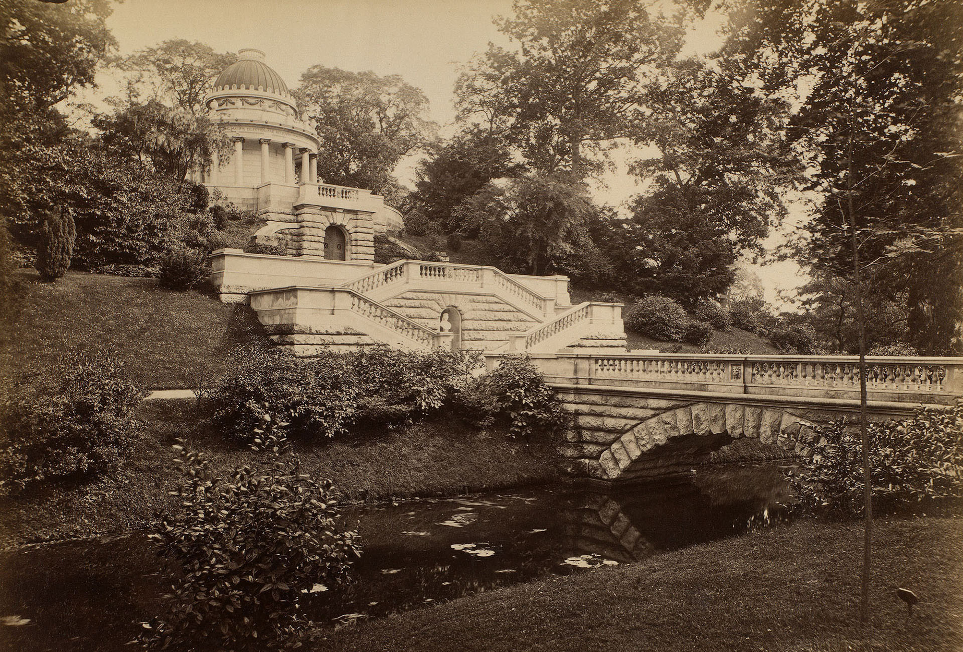 Frogmore Cottage en Windsor, donde vivirá la nueva pareja de la realeza británica, supo ser una de las casas de campo preferida de la Reina Victoria (Royal Collection)