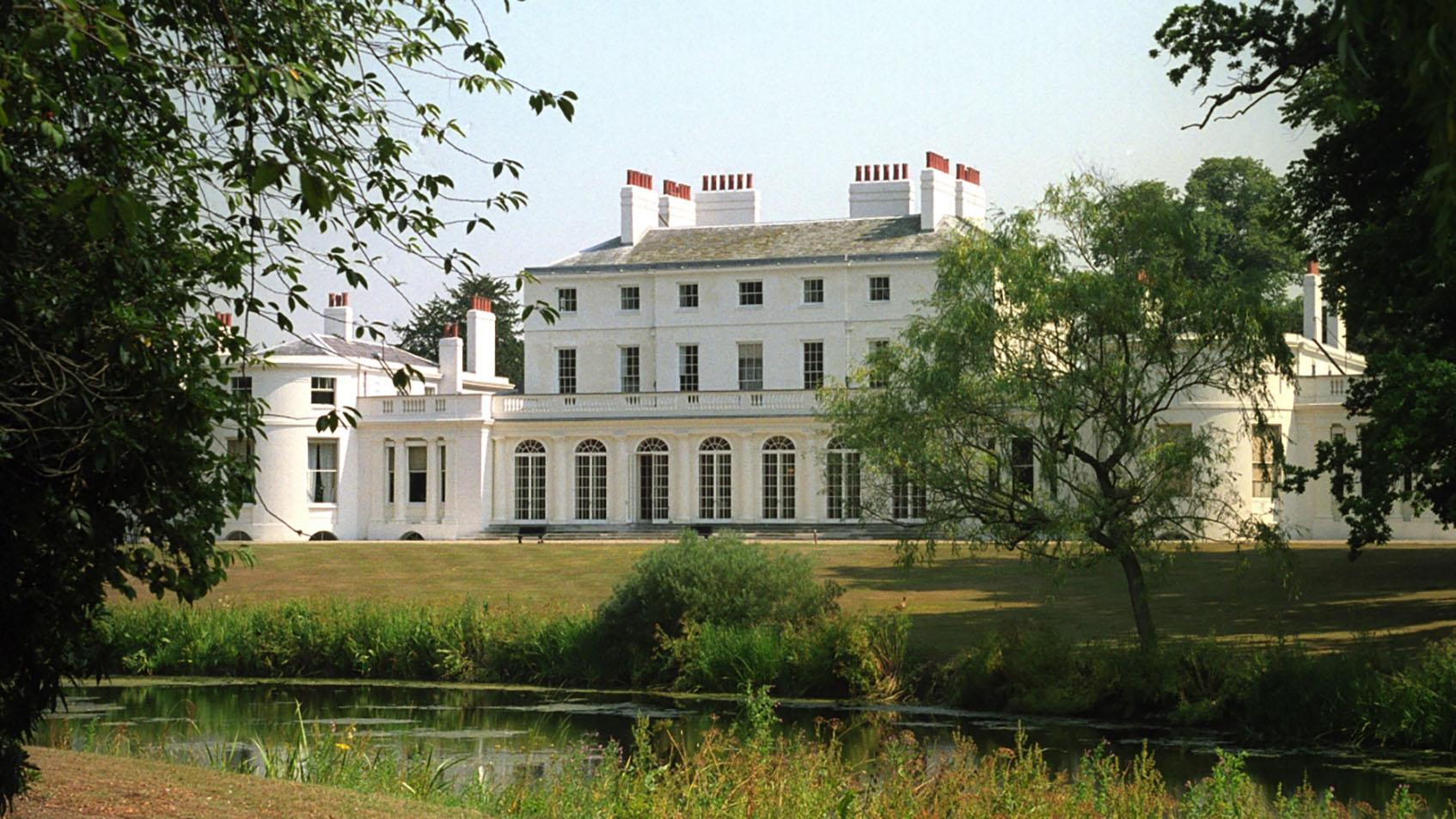 Frogmore Cottage, la casa de campo de la realeza británica elegida por el Príncipe Harry y Meghan Markle para vivir (Royal Collection)
